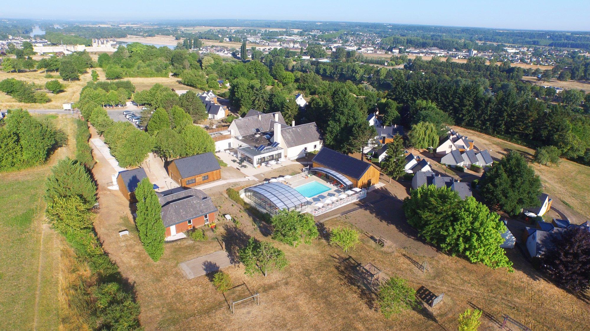 VVF Villages Amboise Centre Val de Loire voir les tarifs et