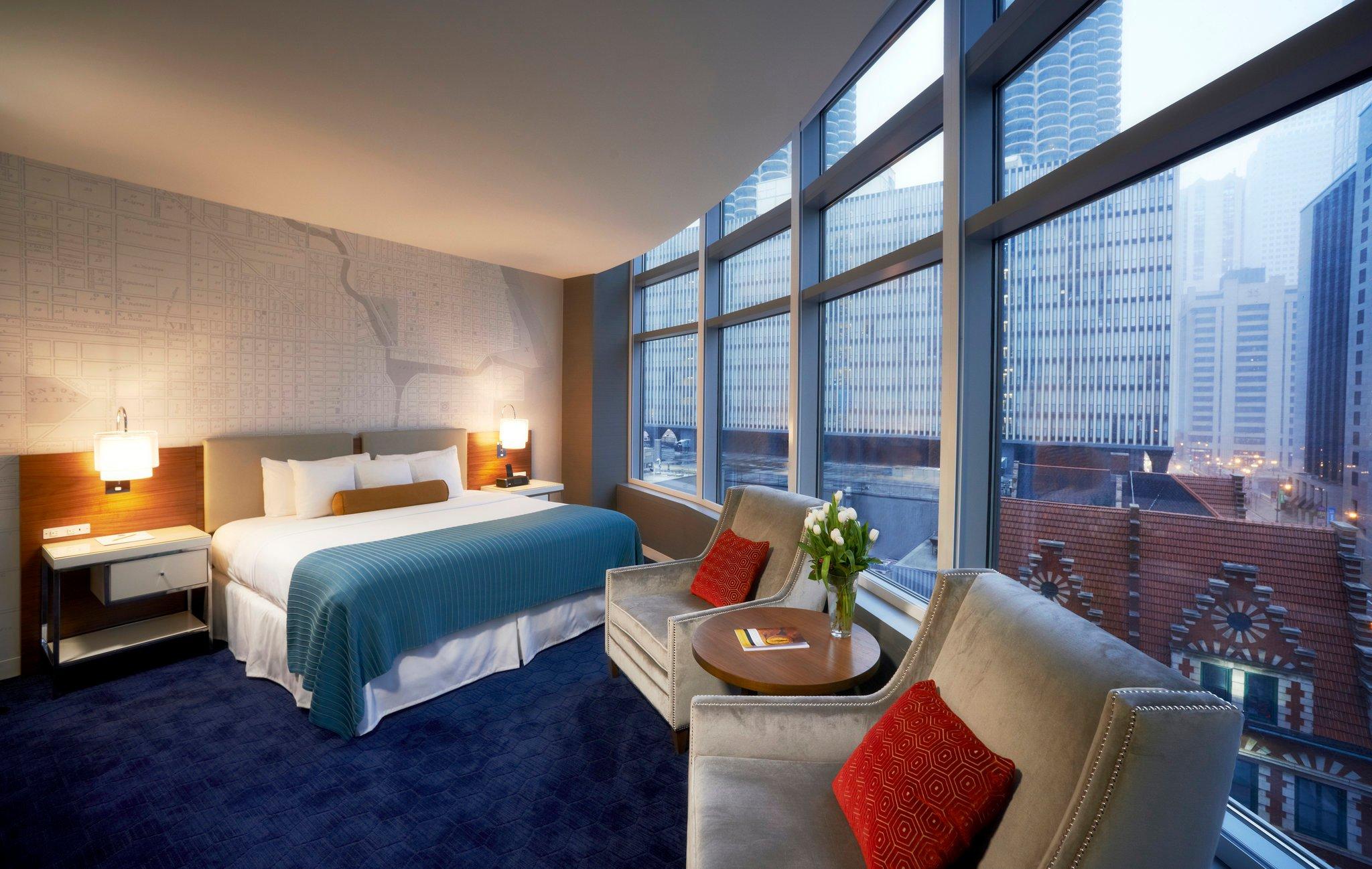 アマルフィ ホテル シカゴ