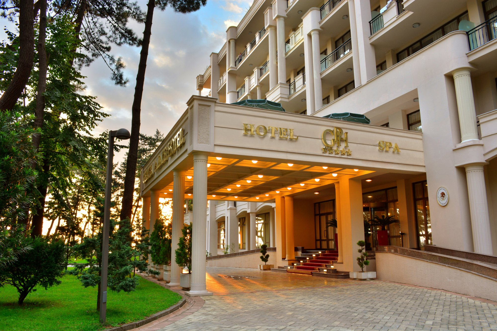 Georgia palace hotel updated 2017 prices reviews kobuleti tripadvisor