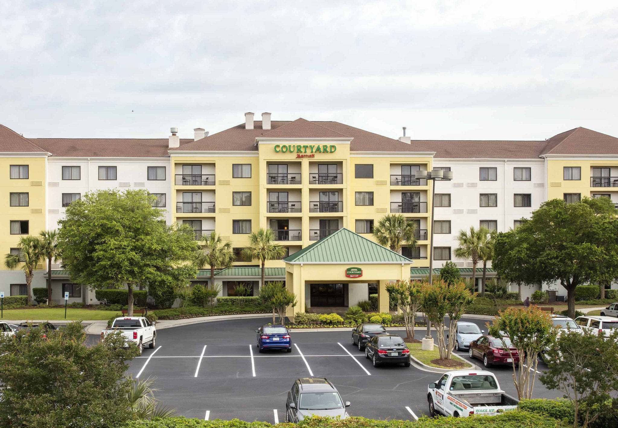 Courtyard myrtle beach barefoot landing sc updated 2016 hotel