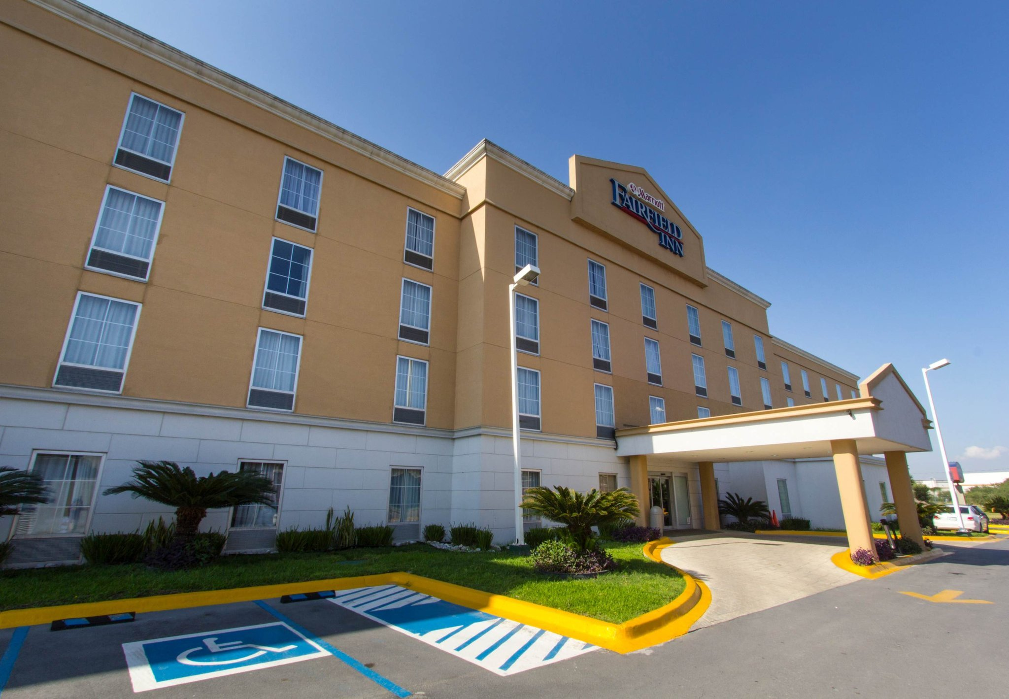 Fairfield Inn Monterrey Airport