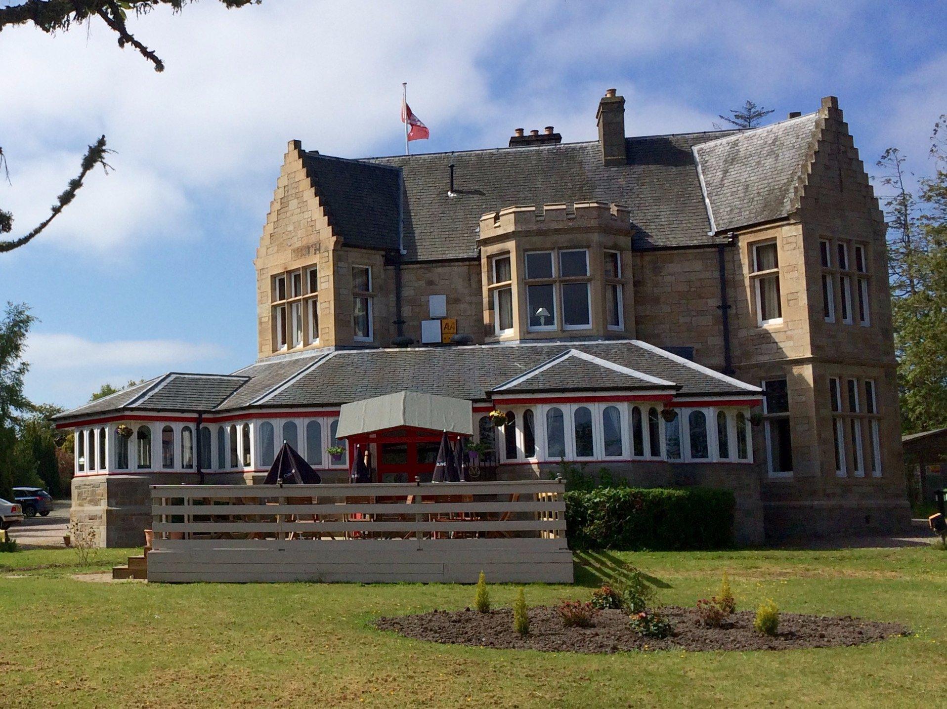 Morangie House Hotel