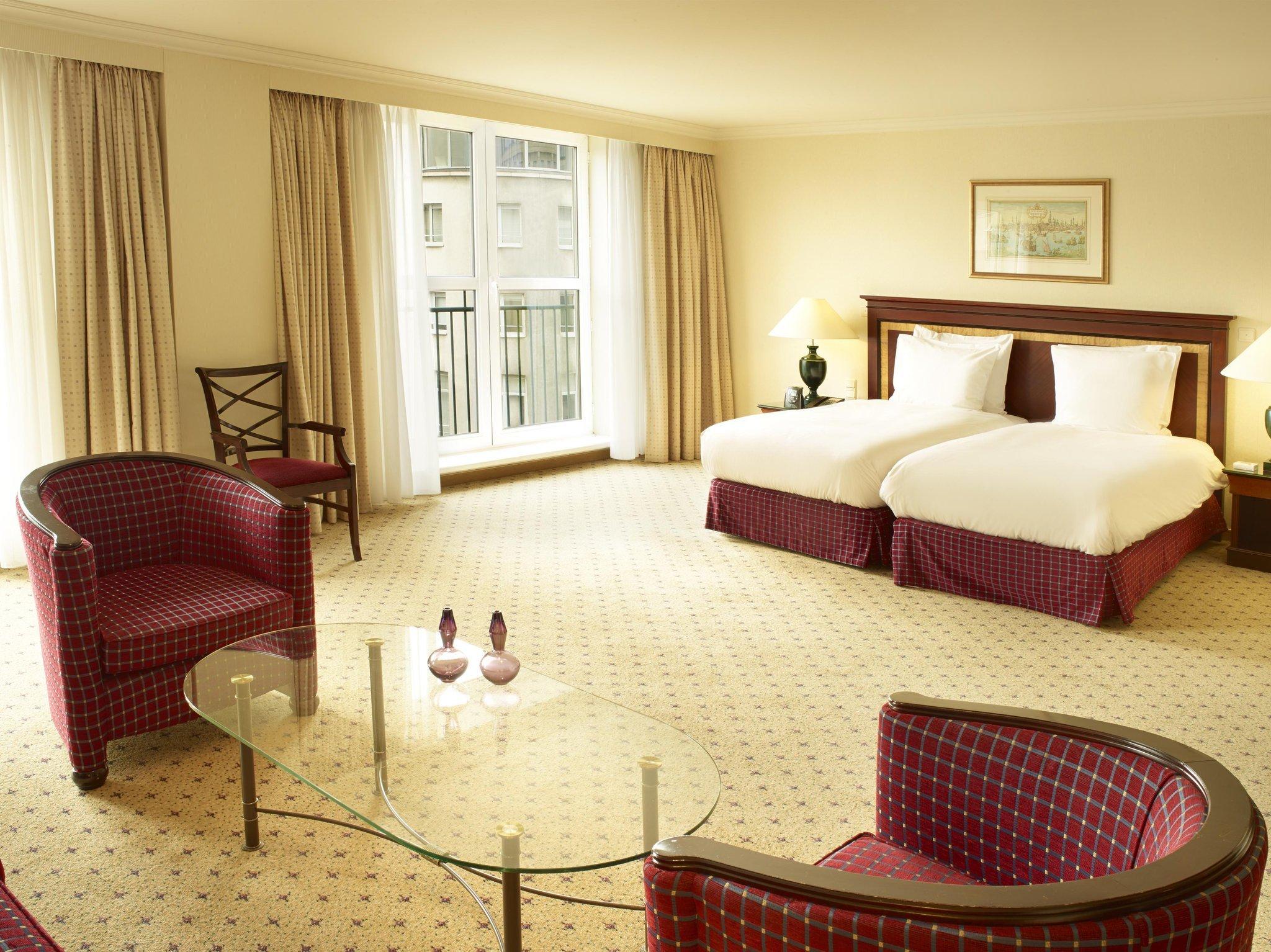 โรงแรมฮิลตัน แอนท์เวิร์ป