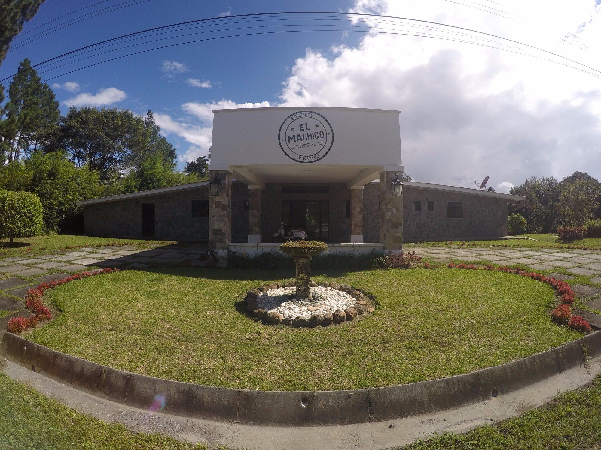 El Machico Hostel Boquete