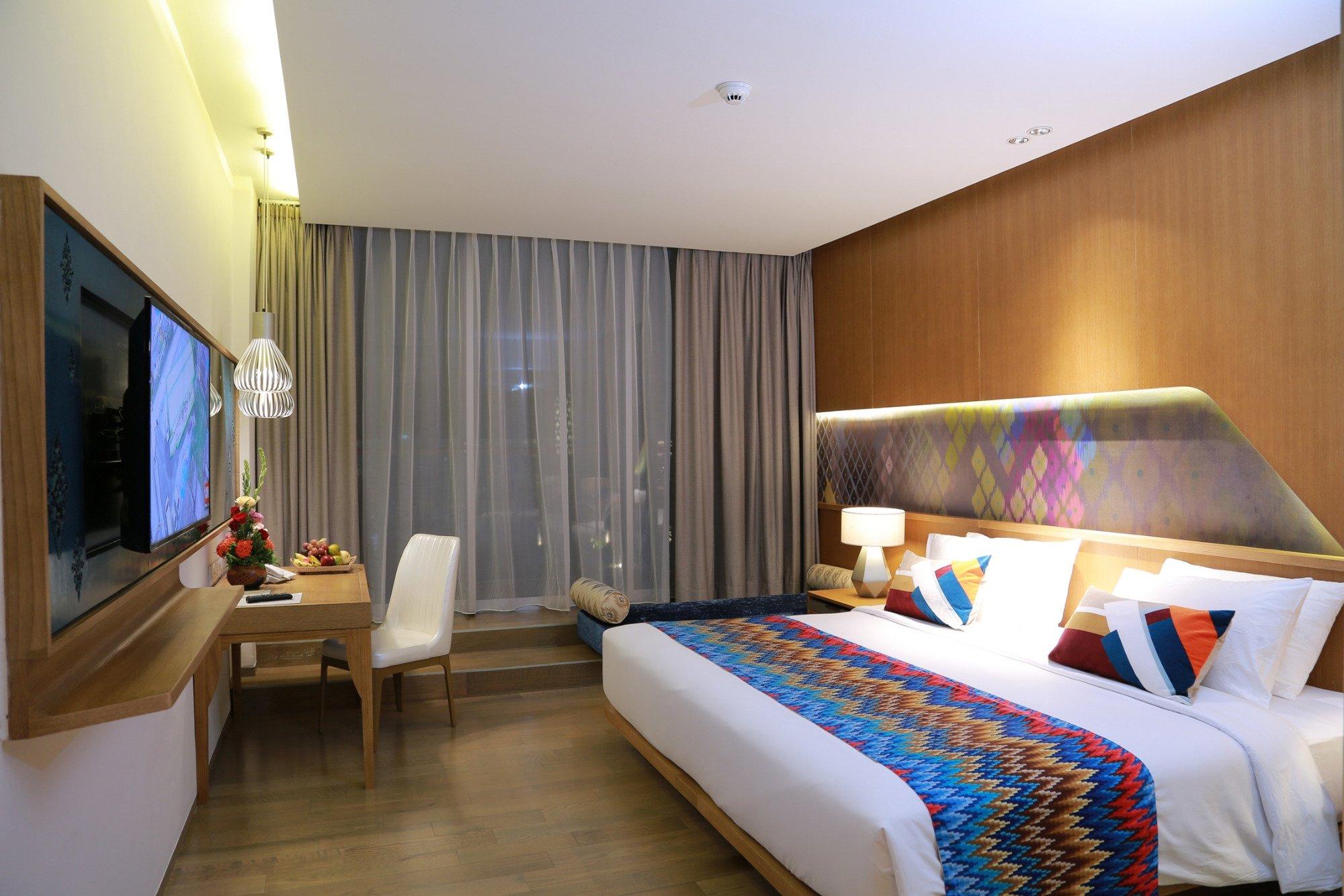 그라하 비치 셍기기 호텔