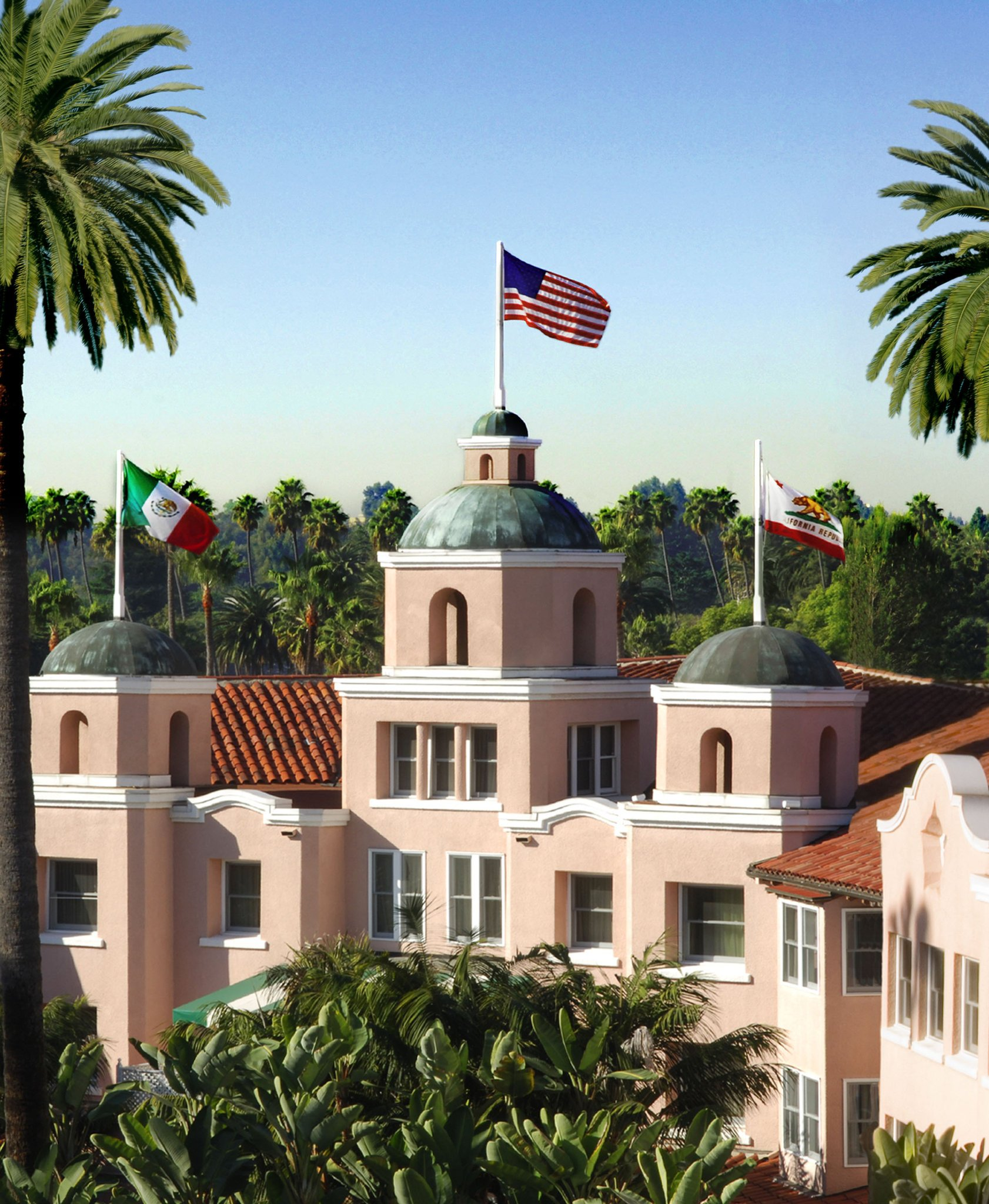 The Beverly Hills Hotel CA UPDATED 2017 Reviews TripAdvisor