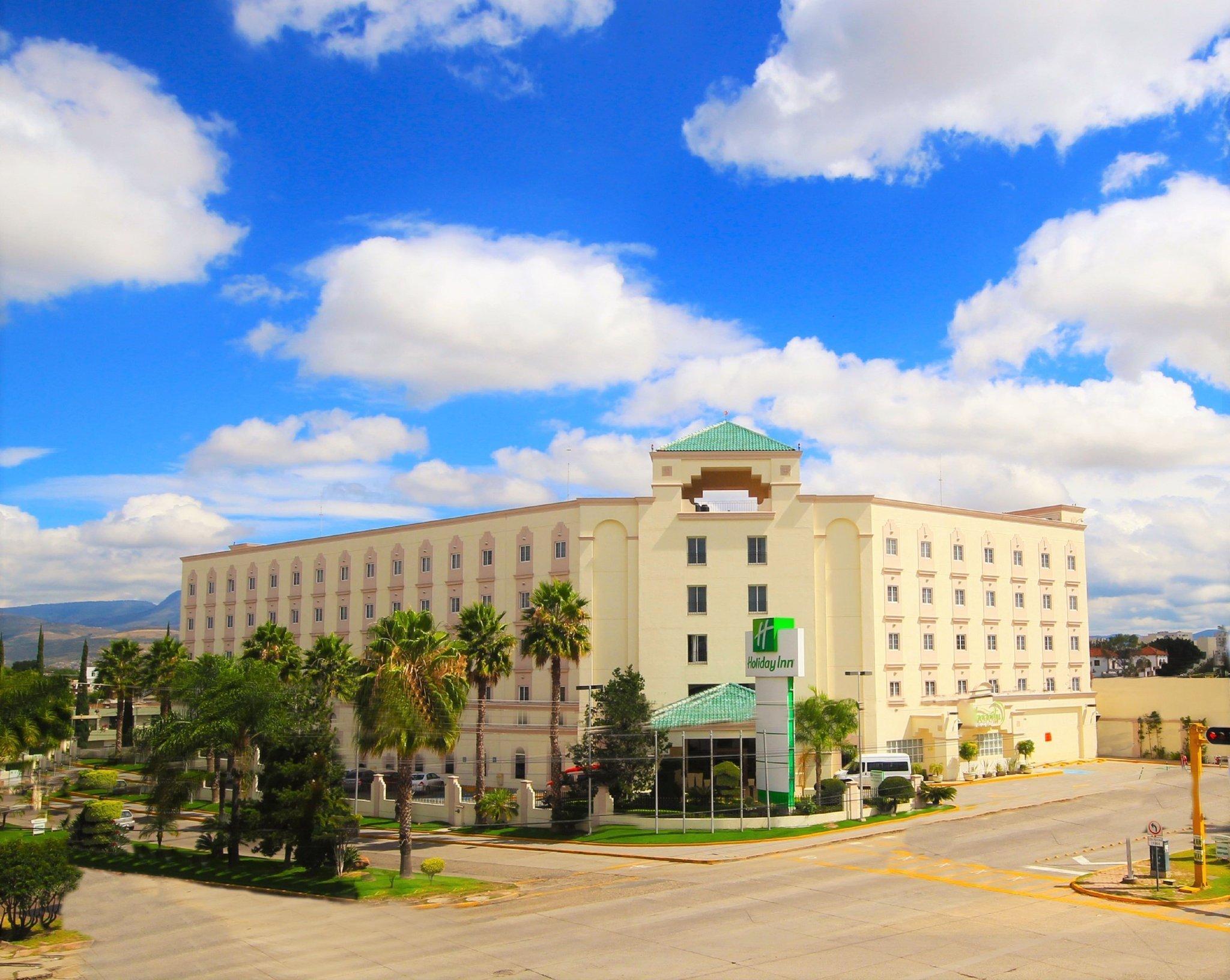 ホリデイ イン レオン - コンベンション センター ホテル