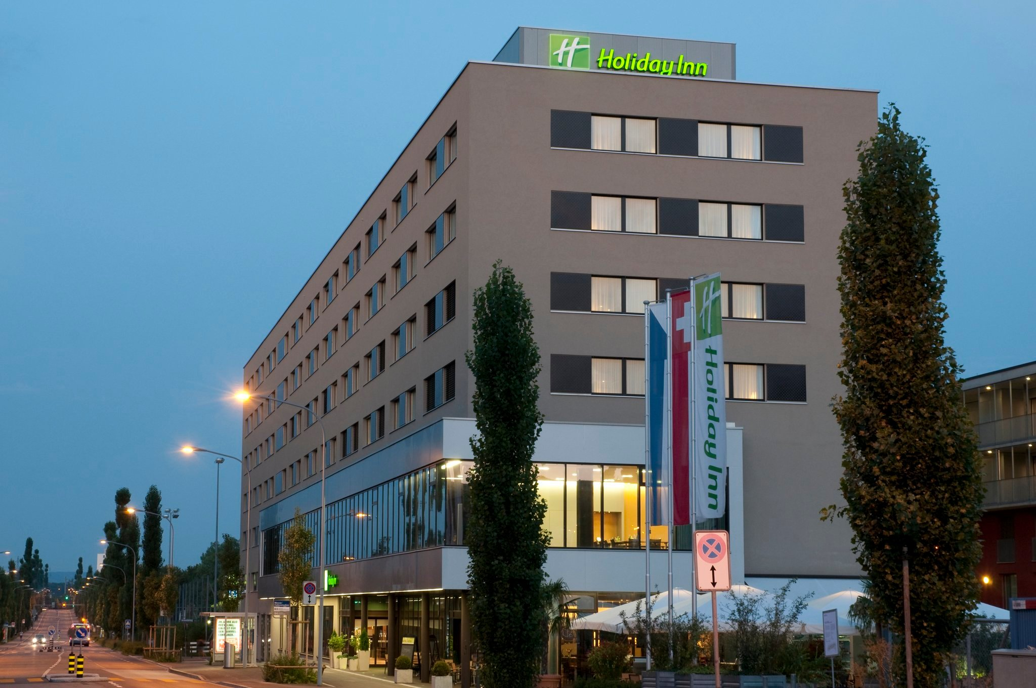 Holiday Inn Zurich Messe