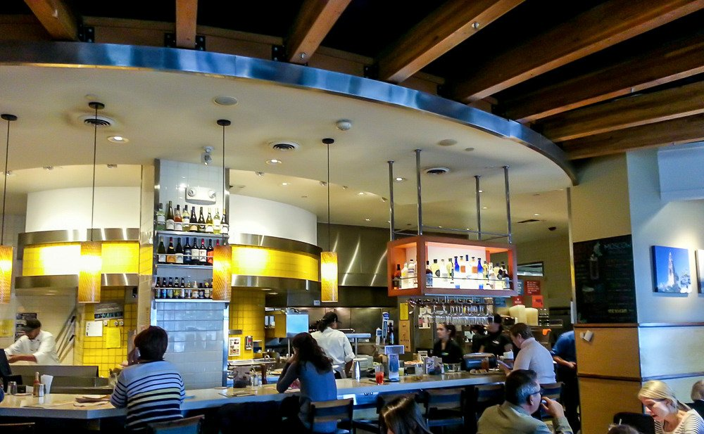 California pizza kitchen san diego 7007 friars rd for O kitchen mission valley