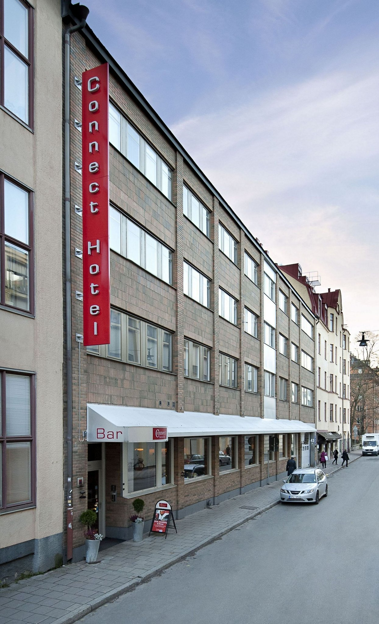 connect hotel city kungsholmen swedish tube