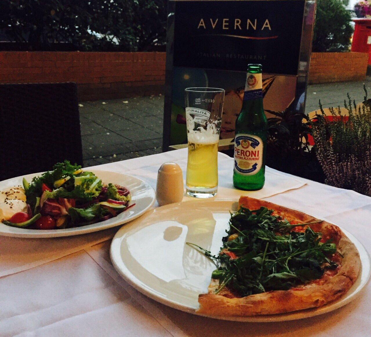 The Averna Restaurant