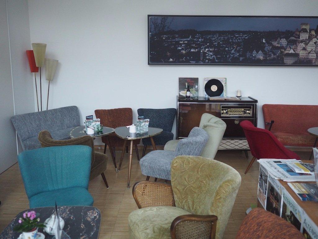 cafe wohnzimmer, altensteig - restaurant bewertungen, Wohnzimmer