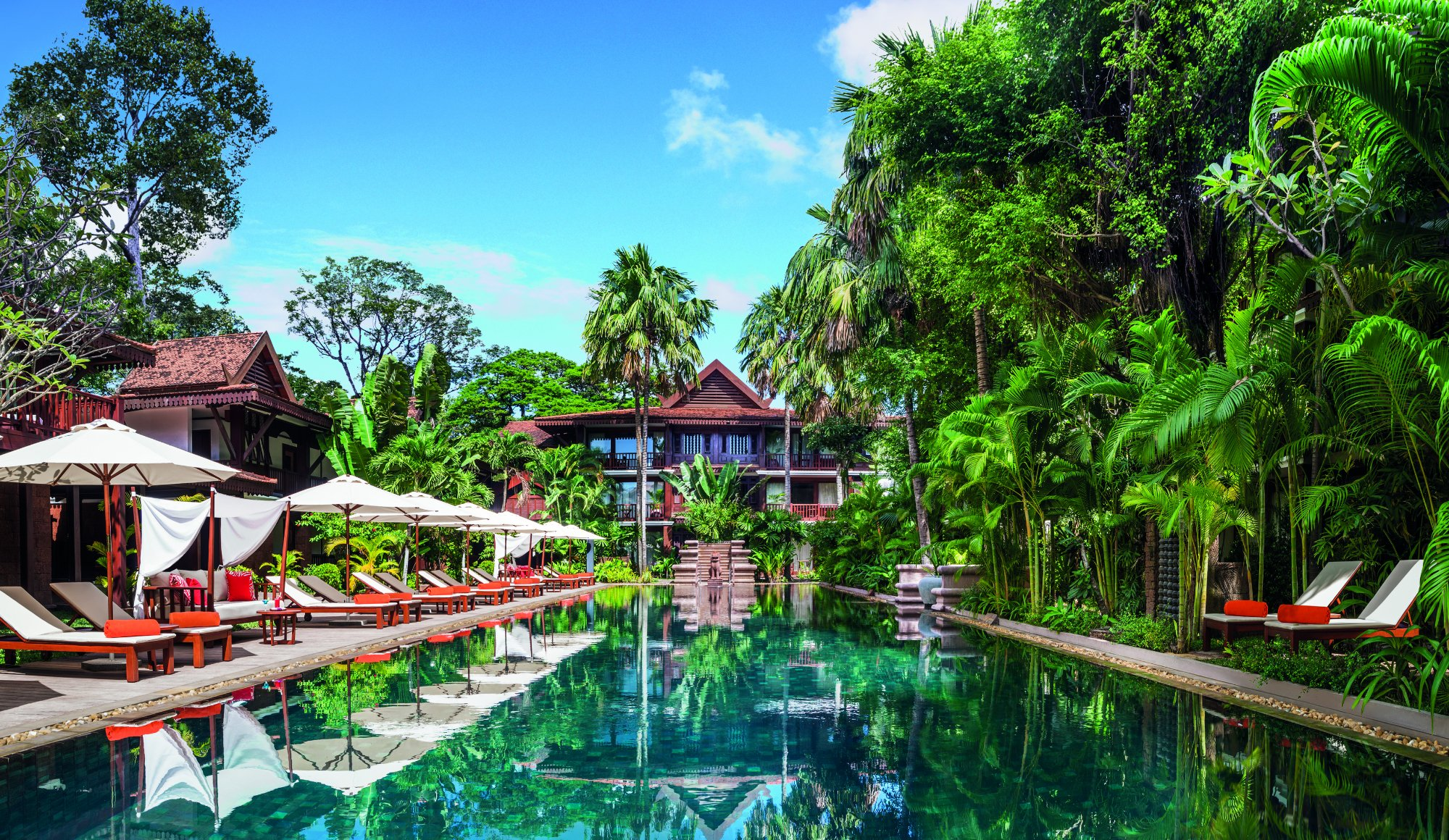 Belmond La Résidence d'Angkor