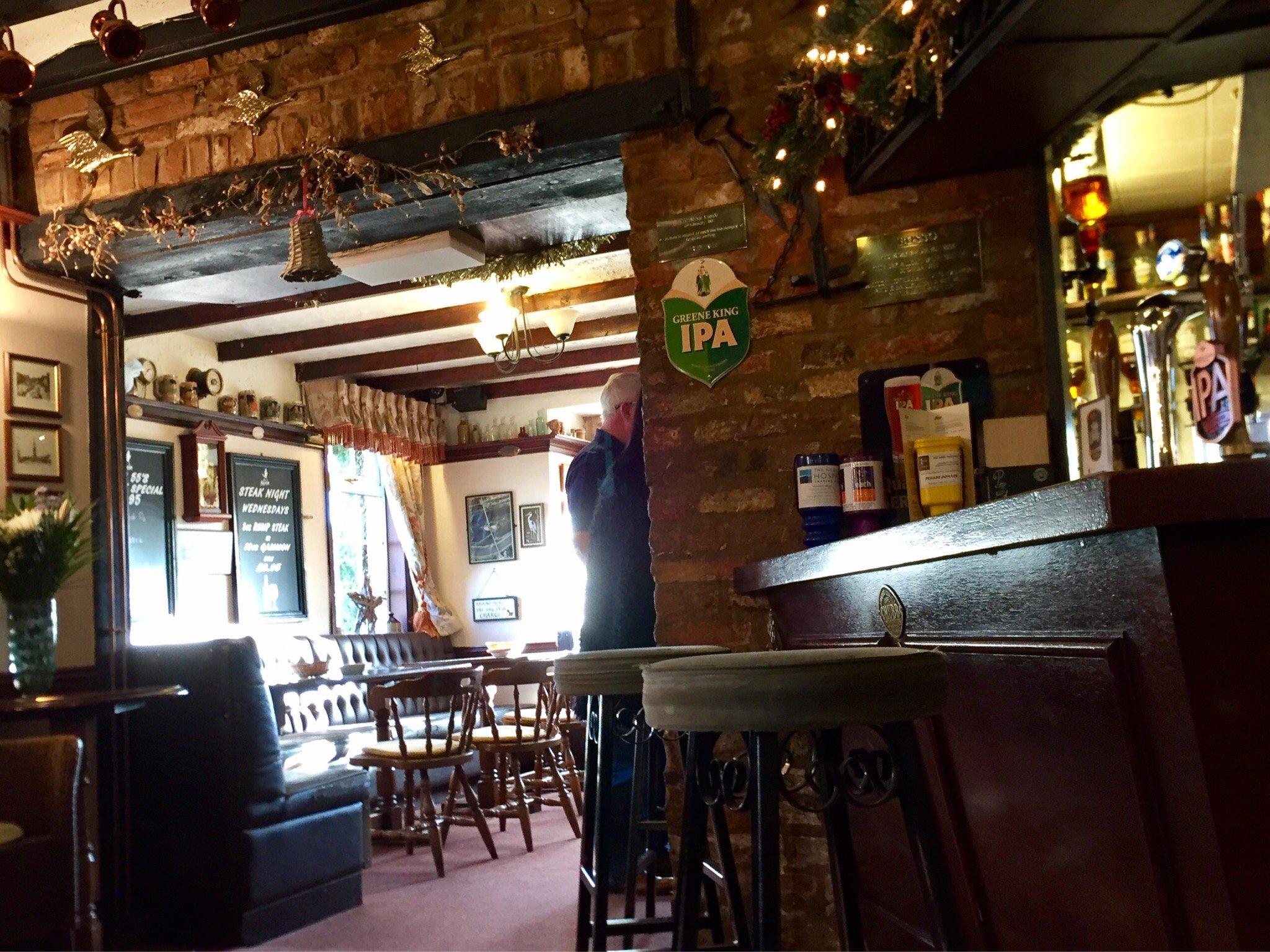 Restaurants The Heron Public House in Kings Lynn and West Norfolk
