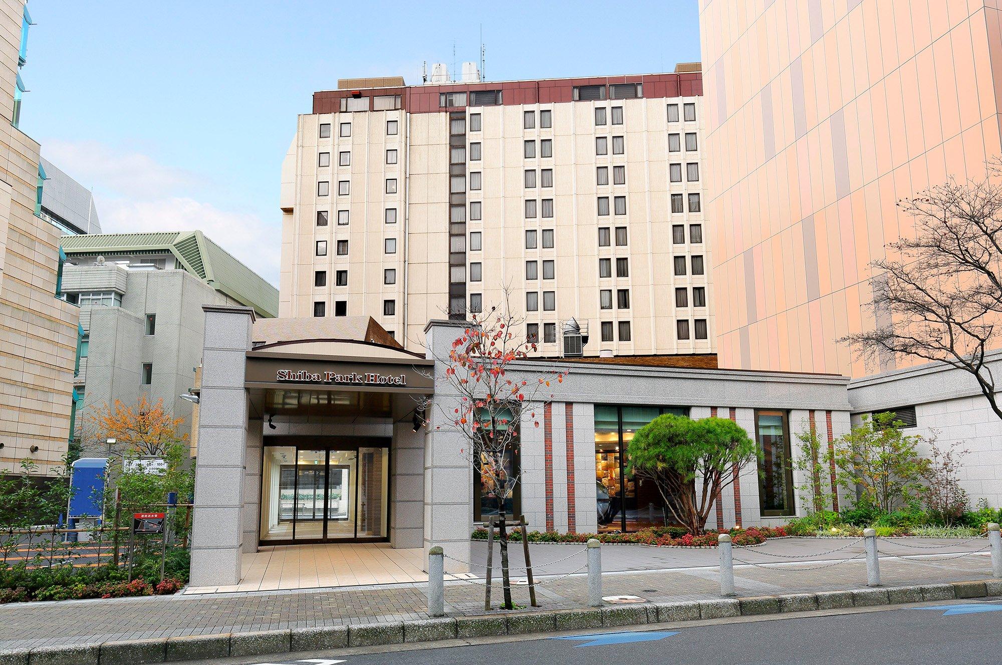 โรงแรมชิบะ พาร์ค