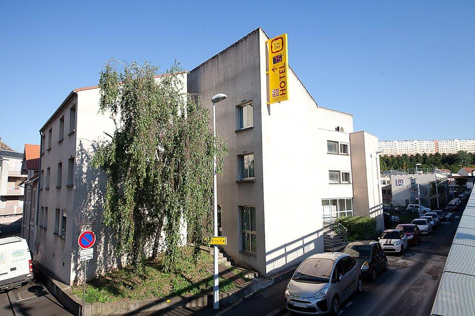 P'tit Dej-Hotel Clermont-Ferrand Centre
