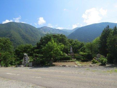 Kaerikumo Castle Site