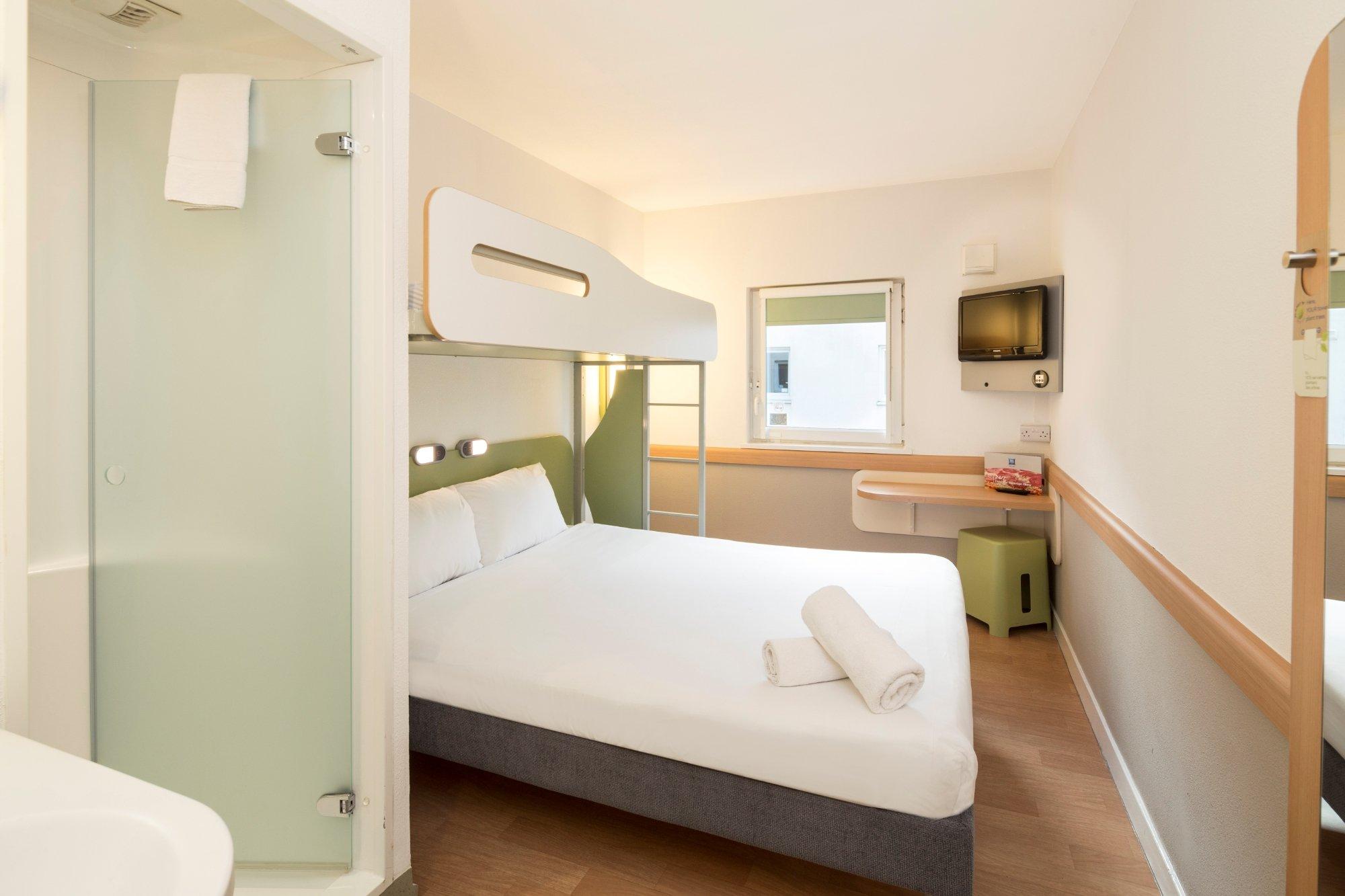 Hotel ibis budget Glasgow