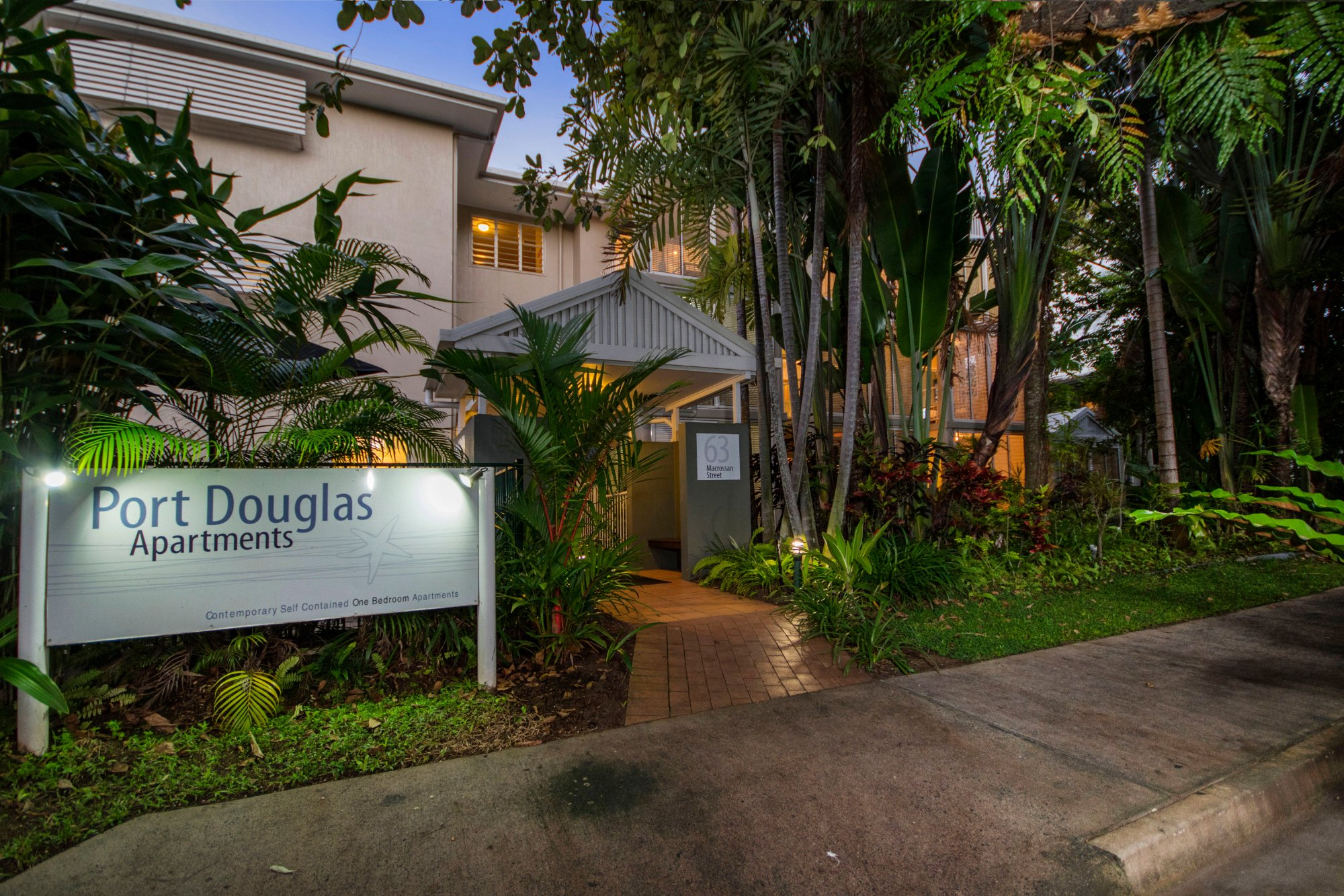 Port Douglas Apartments
