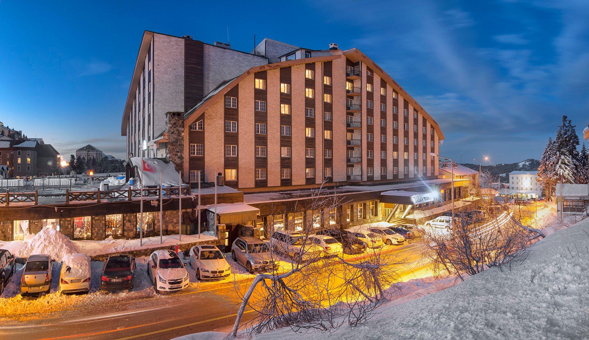 Grand Yazıcı Hotel