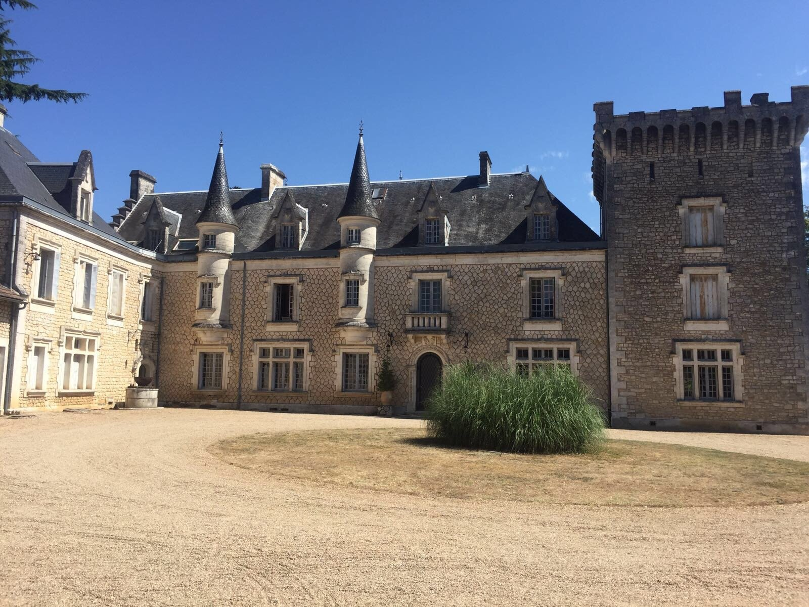 Chateau de la Couronne