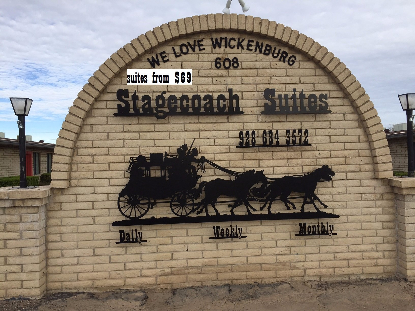 Stagecoach Suites​