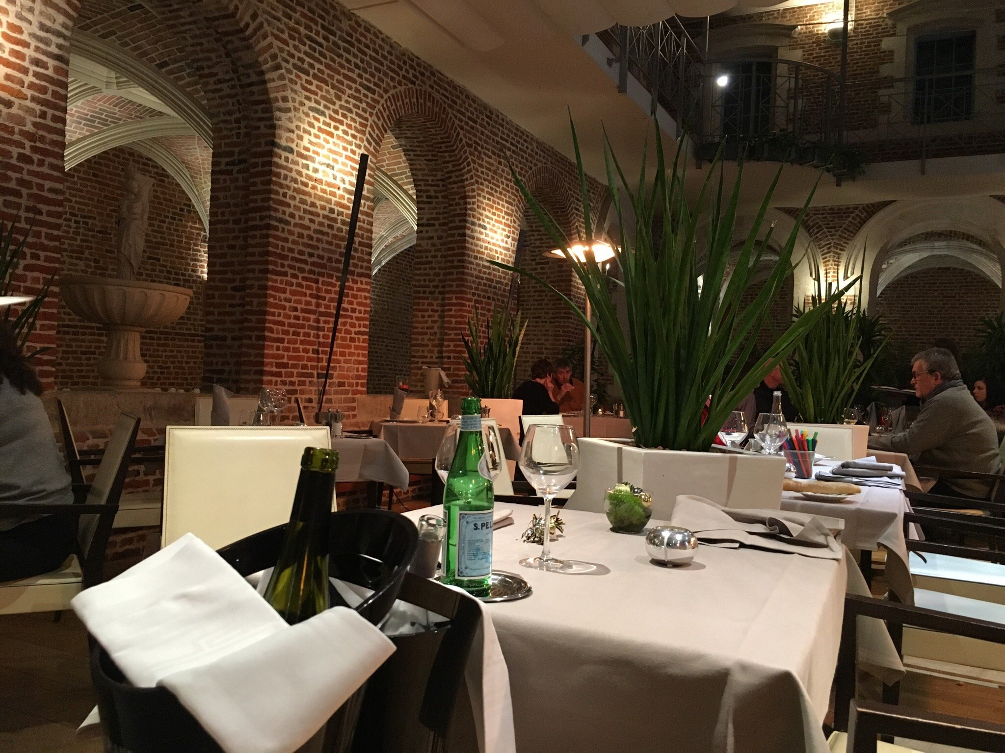 Le jardin du cloitre lille coment rios de restaurantes for Le jardin d alix lille