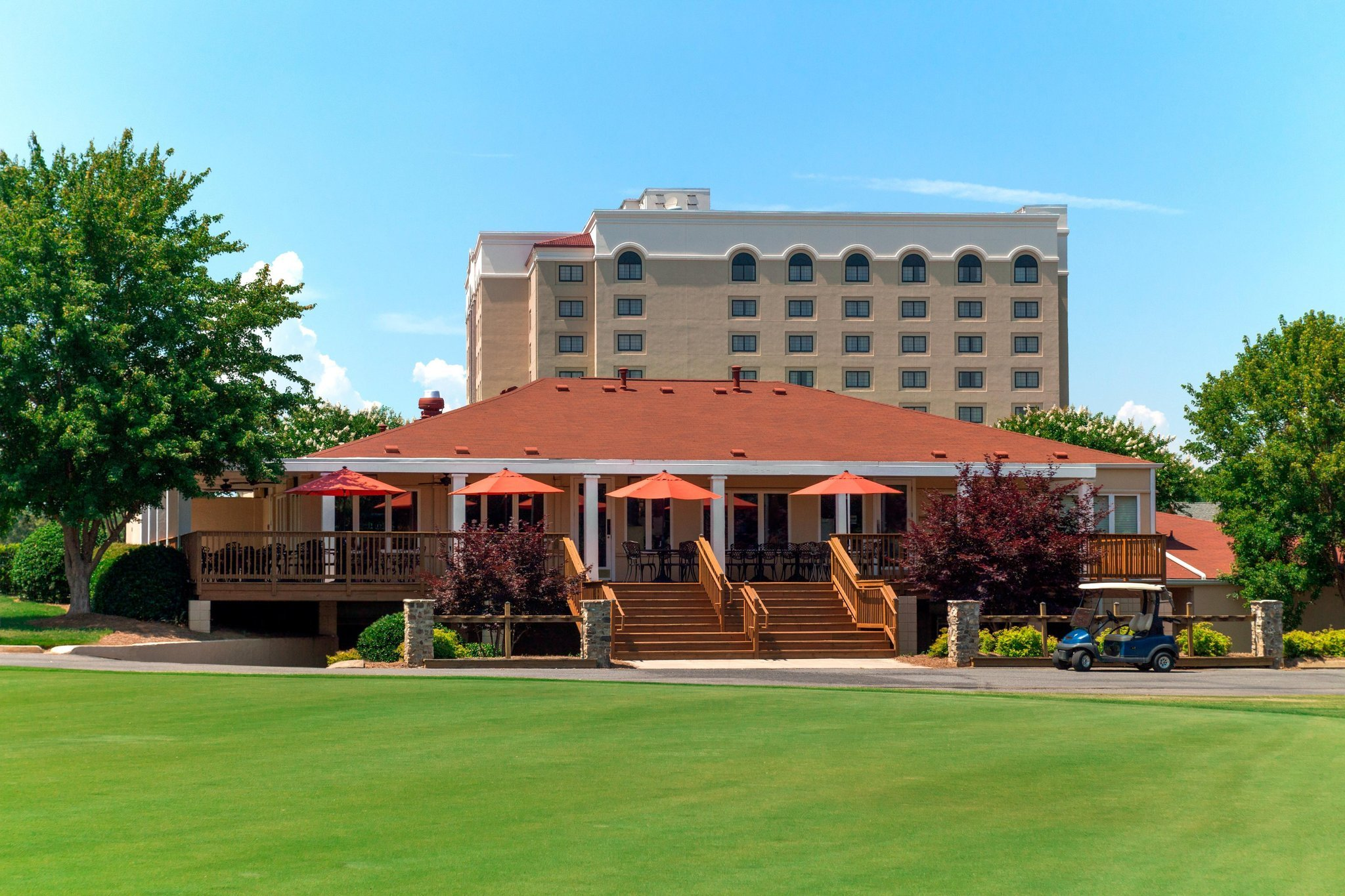 Embassy Suites by Hilton Greenville Golf Resort & Conference Center