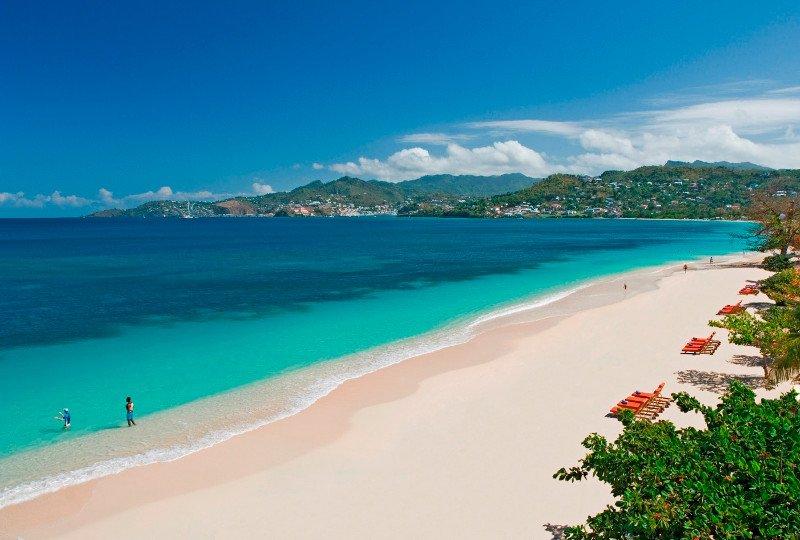 Grand Anse Beach, Saint George