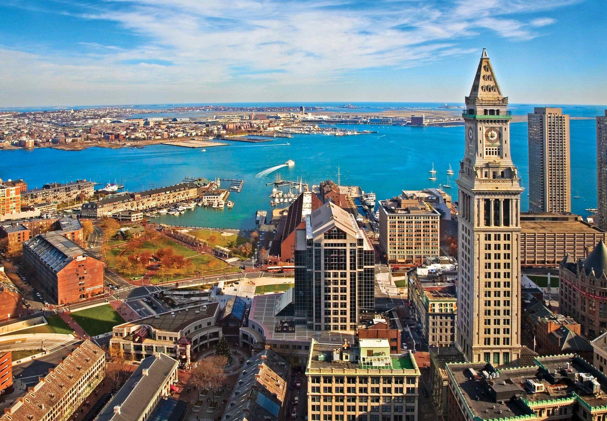 波士頓海關大樓別墅萬豪飯店