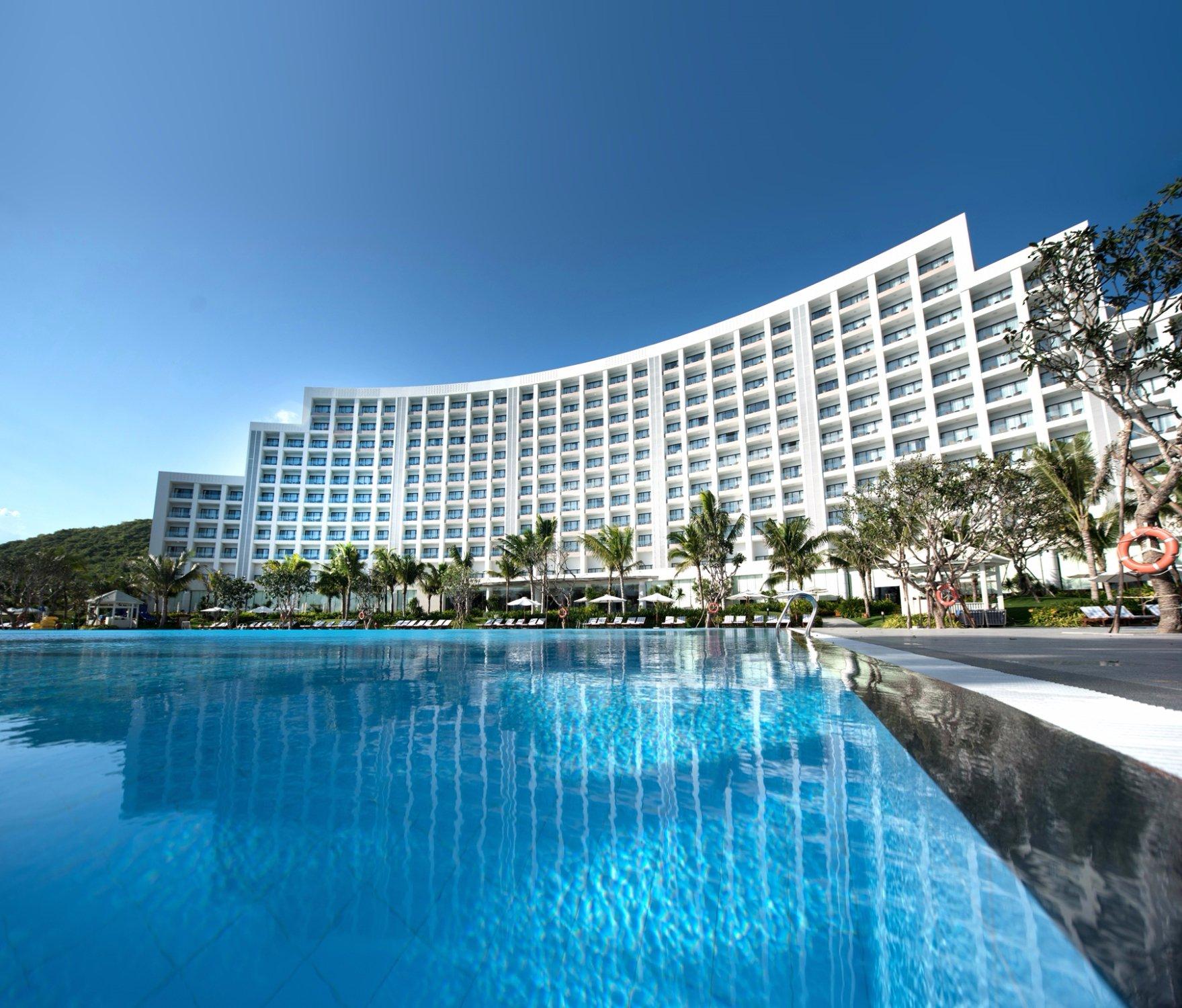 Vinpearl Nha Trang Bay Resort & Villas đẹp say đắm lòng người