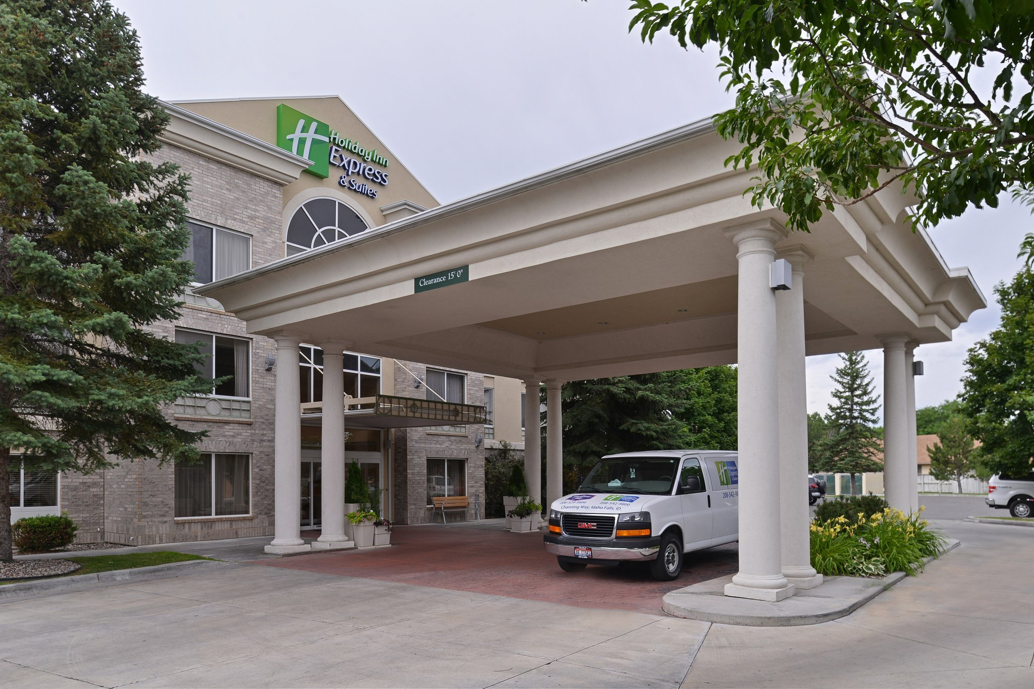 Holiday Inn Express Hotel & Suites Idaho Falls