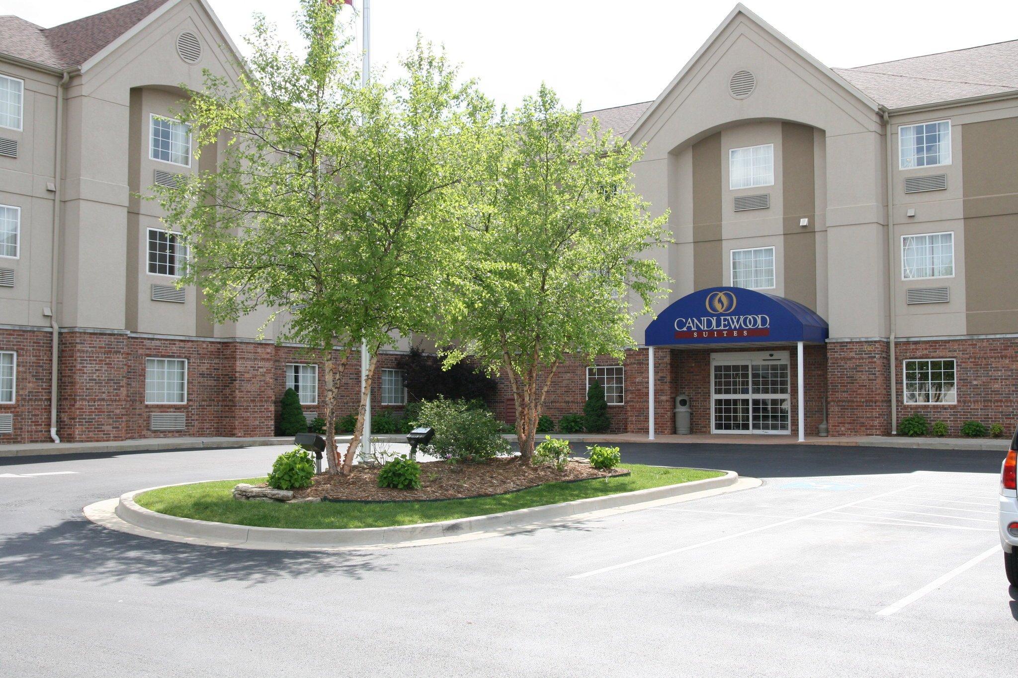Candlewood Suites - Des Moines