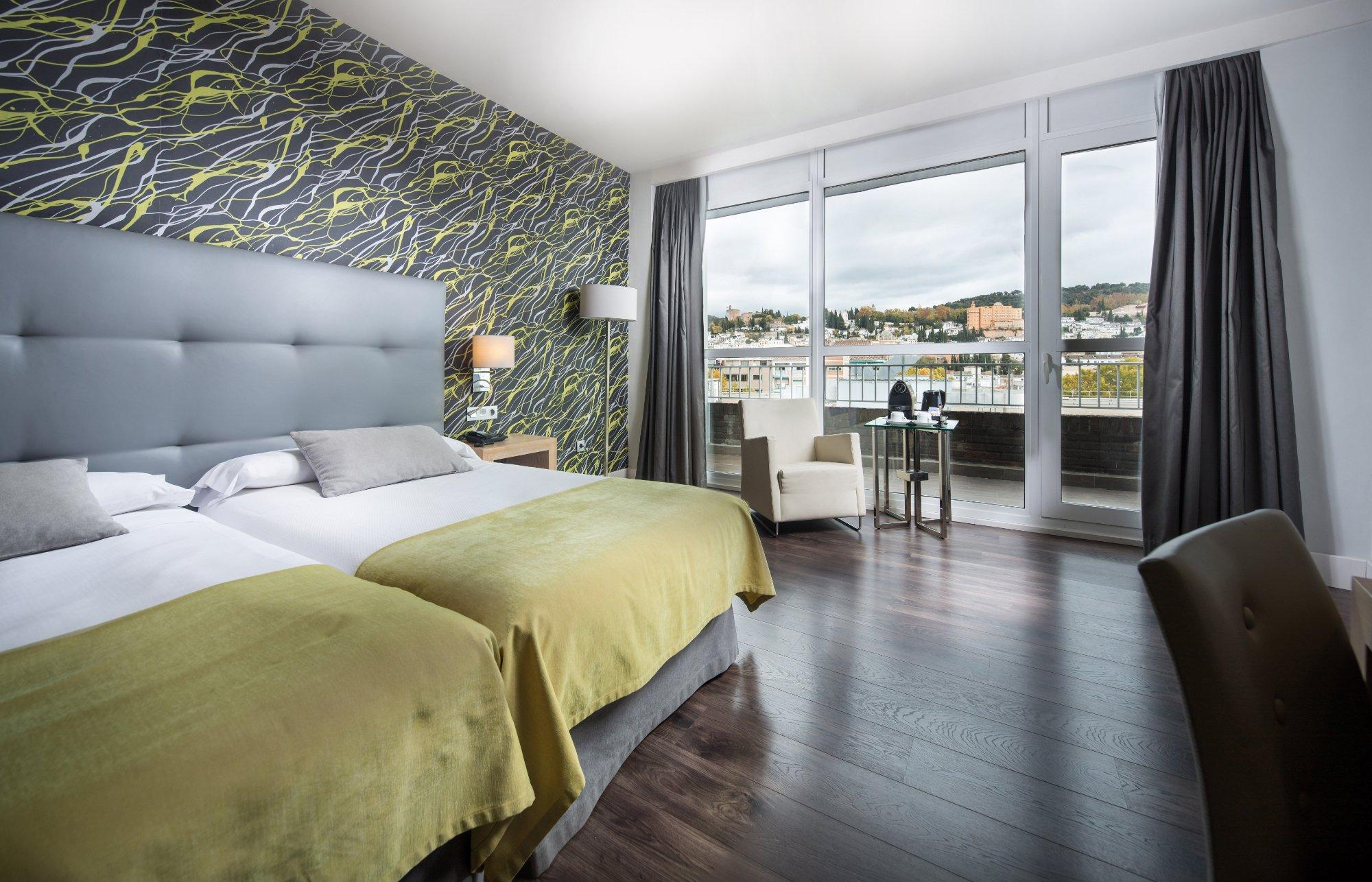 Hotel Carmen Granada