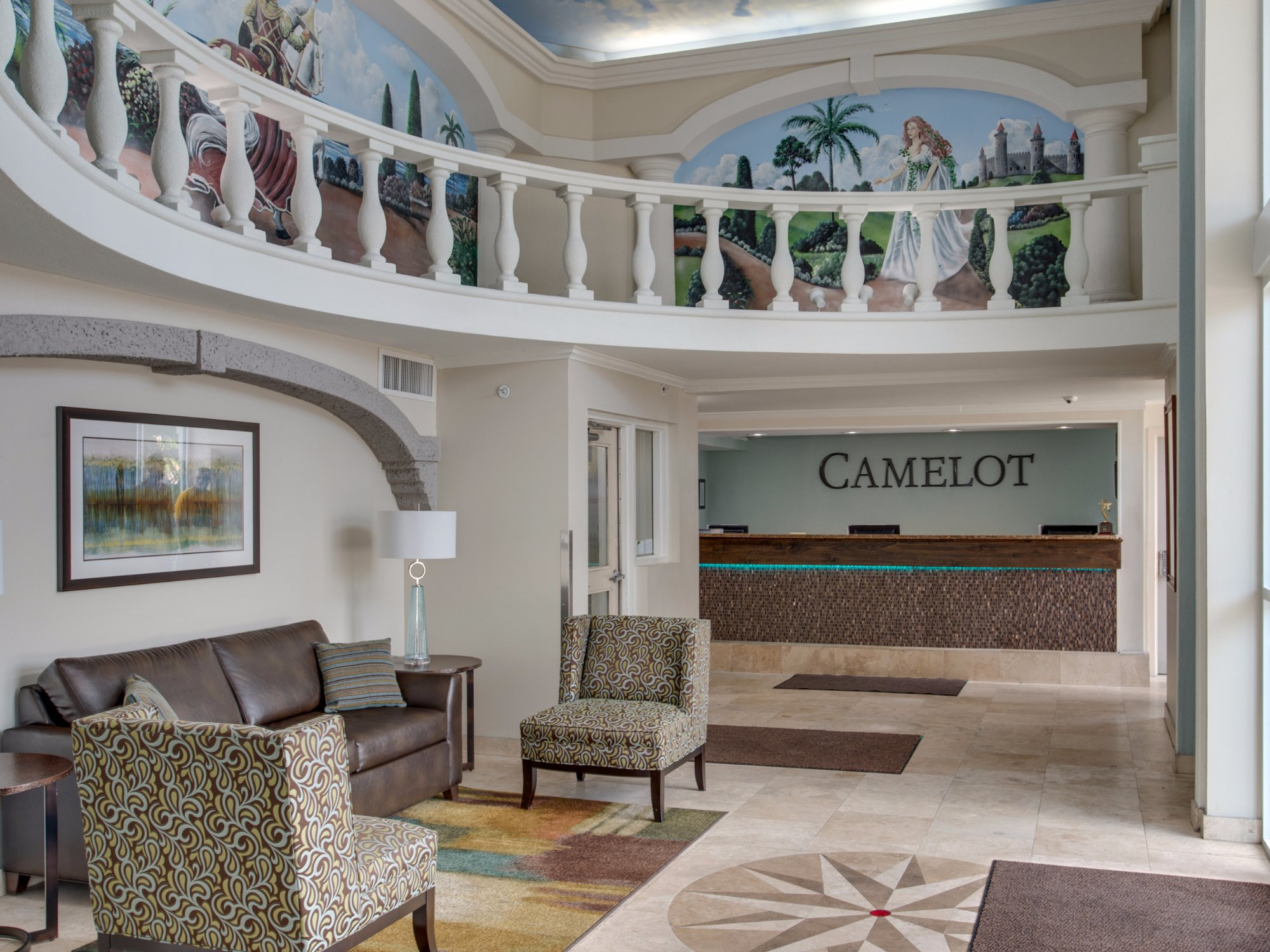 Camelot By The Sea, Oceana Resorts