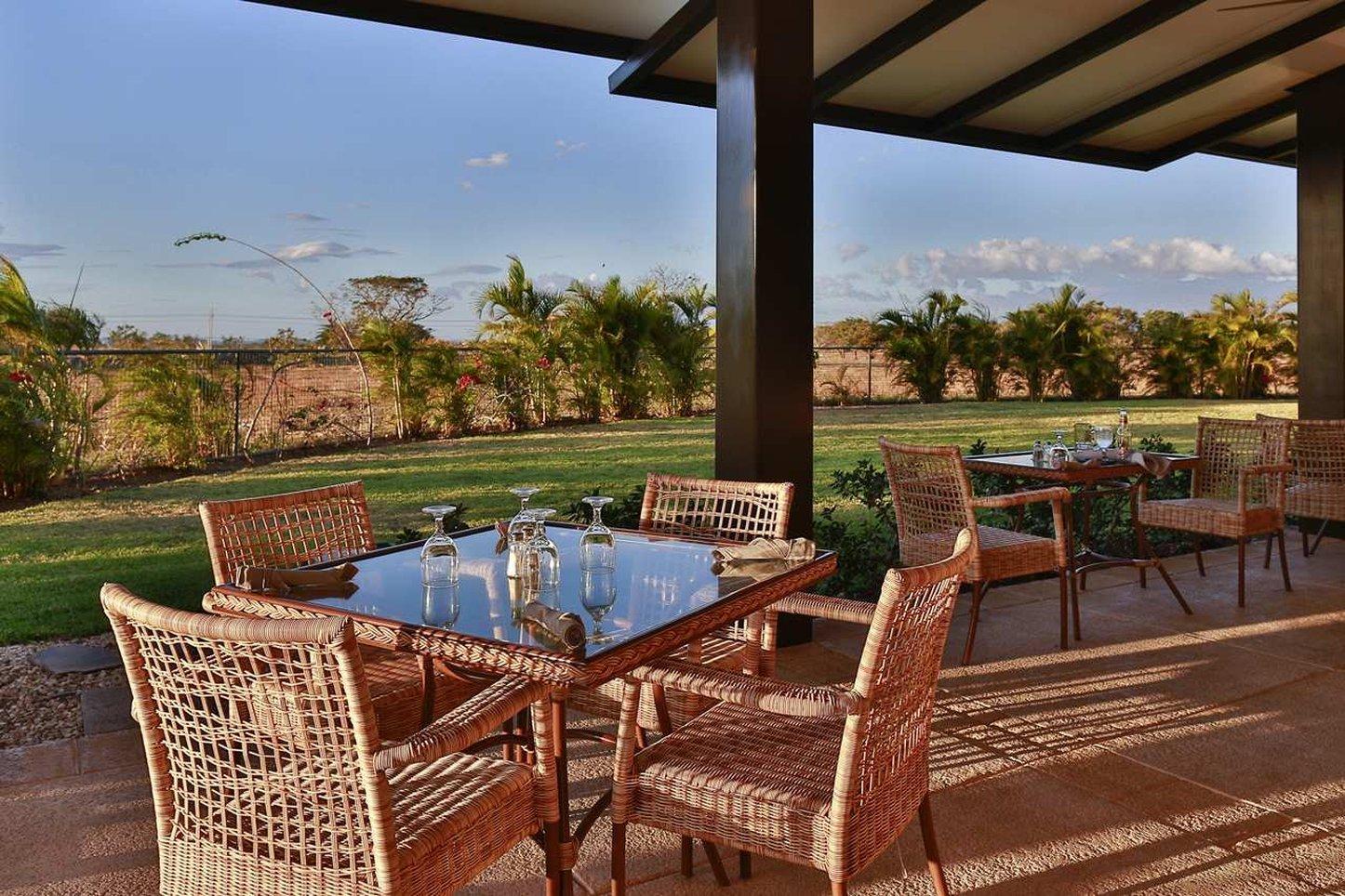 賴比瑞亞機場希爾頓花園飯店