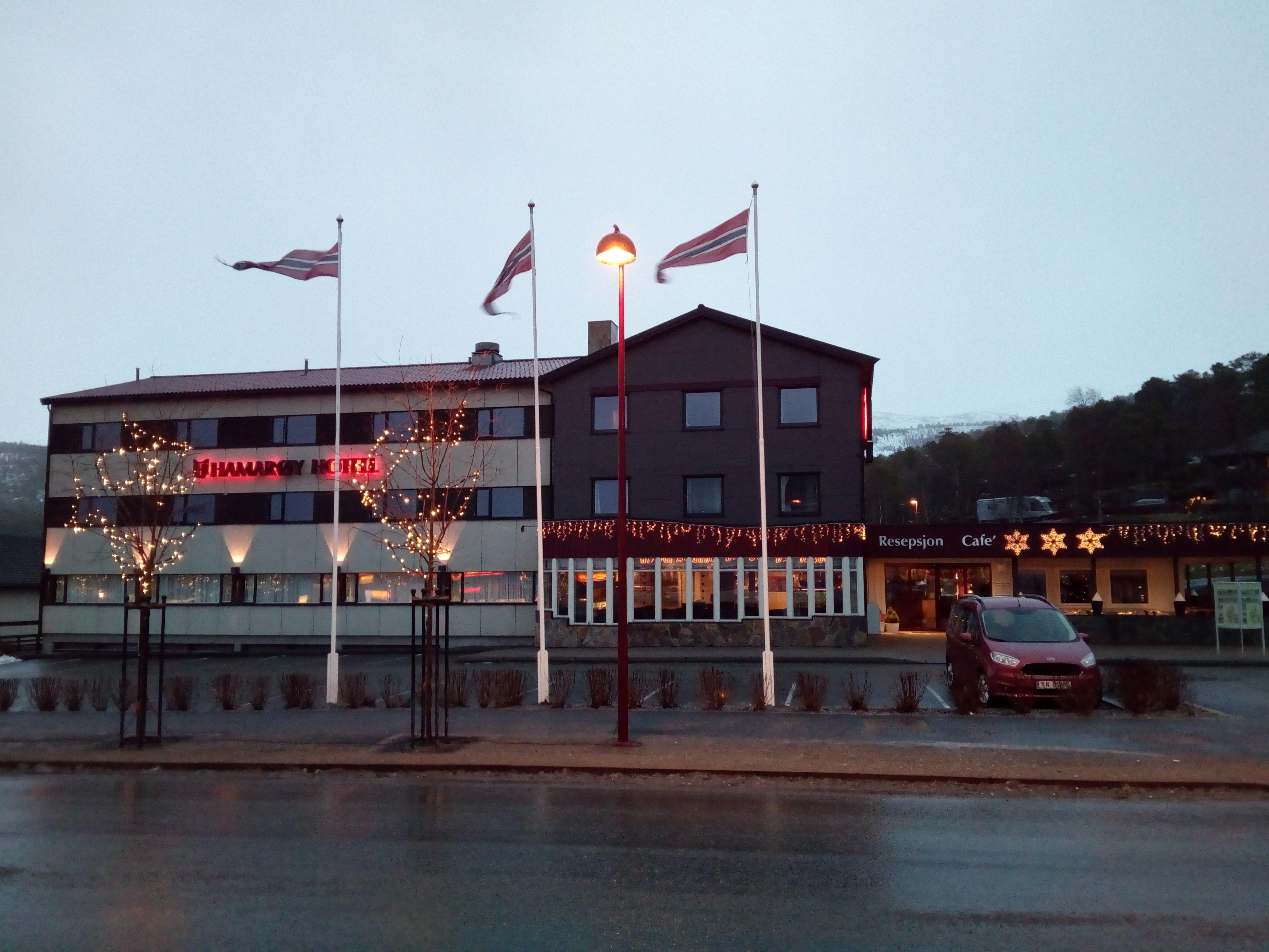 Hamaroy Hotel