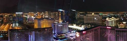 Las Vegas from the High Roller, photo by: Jimmy Lau
