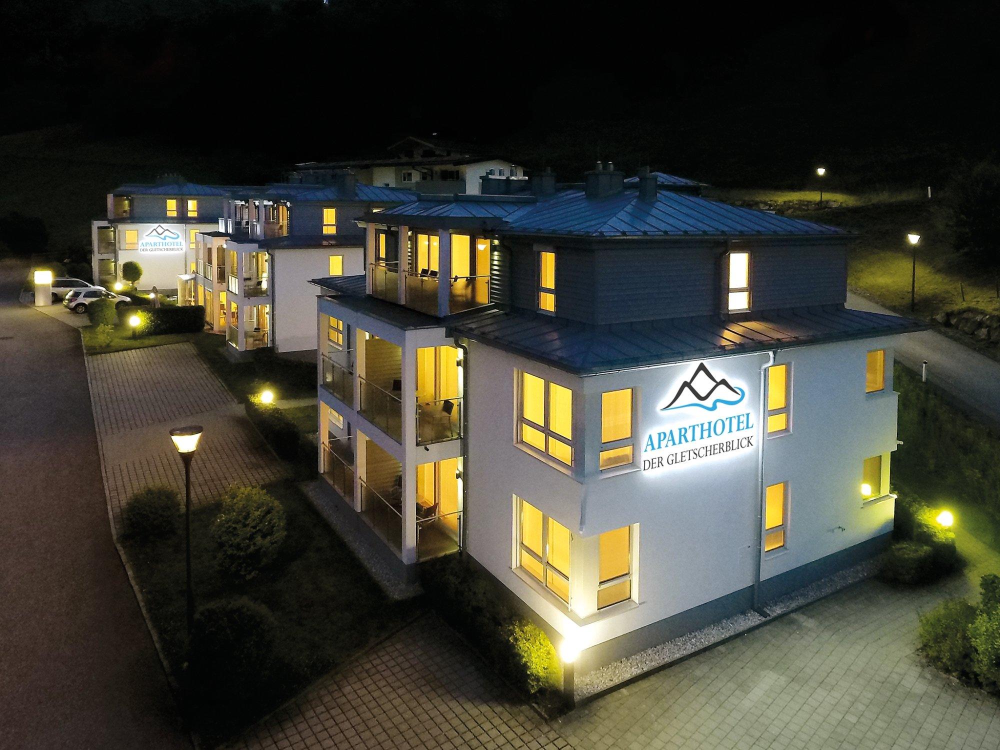 Aparthotel Der Gletscherblick