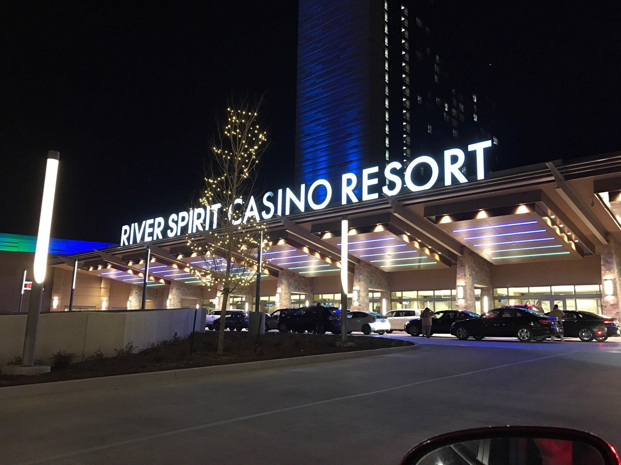 River spirit casino bingo