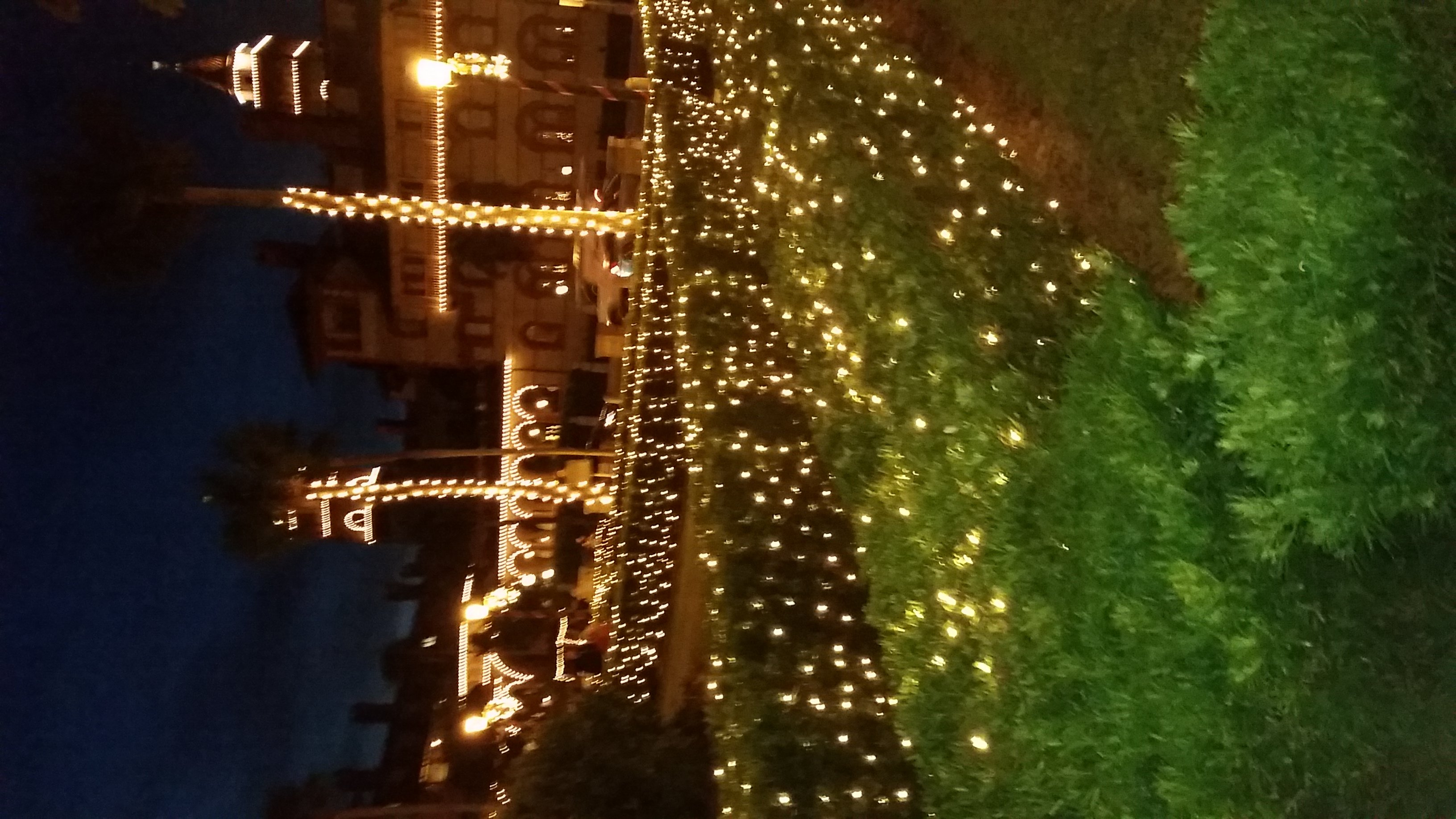 Coty of 1000000 lights