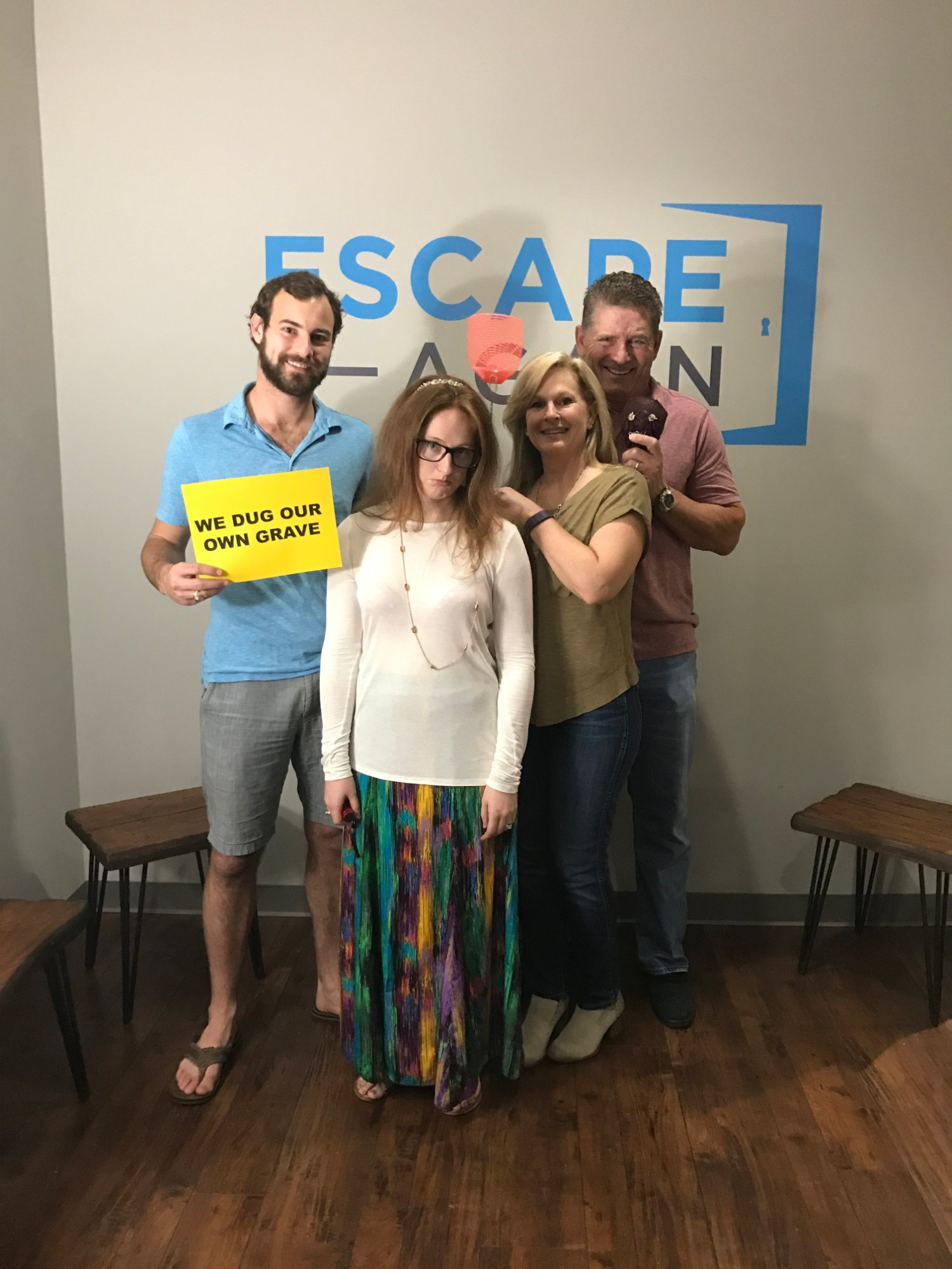 Escape Again Rooms