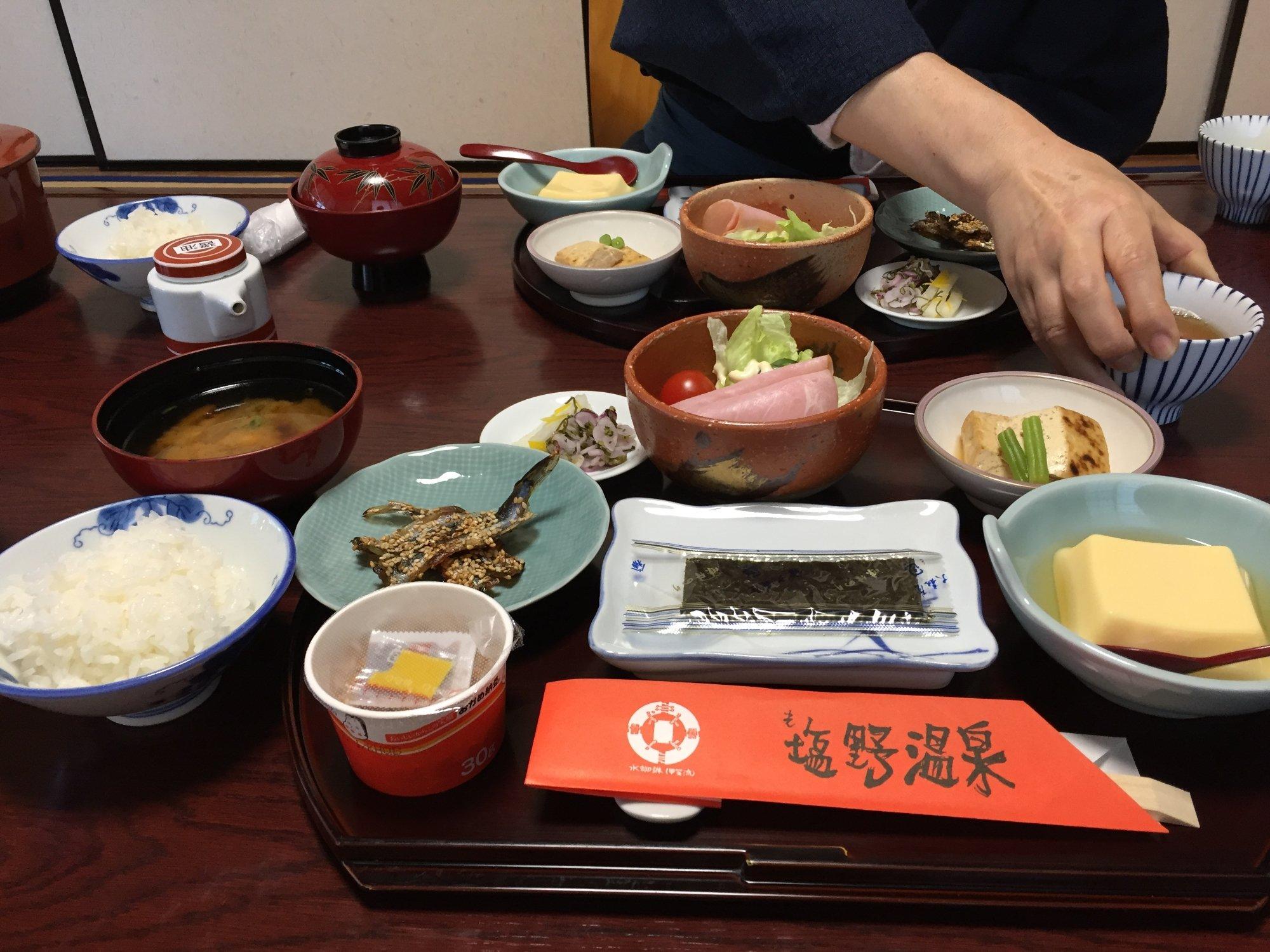 Shiono Onsen