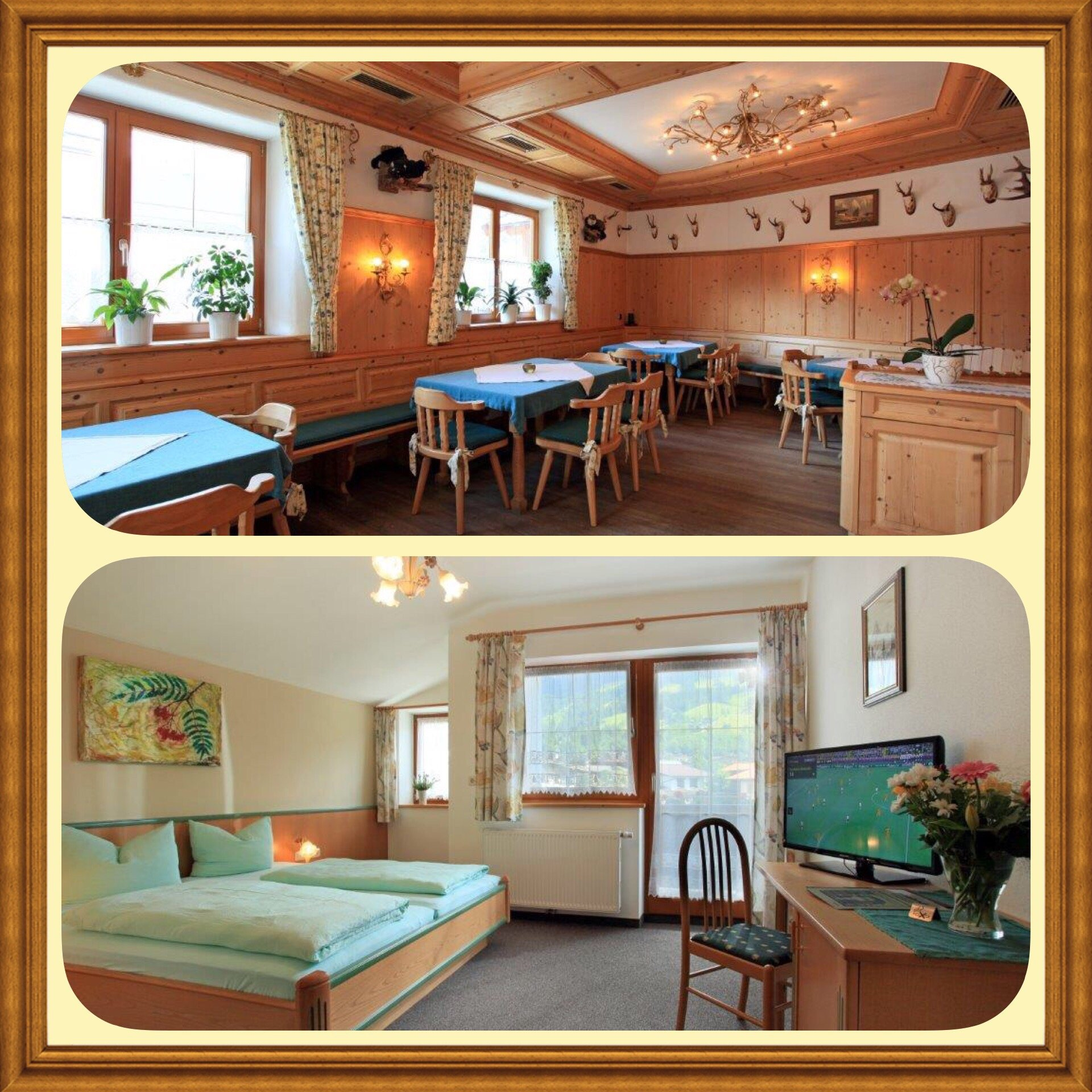 Apartment Cafe Pension Heim