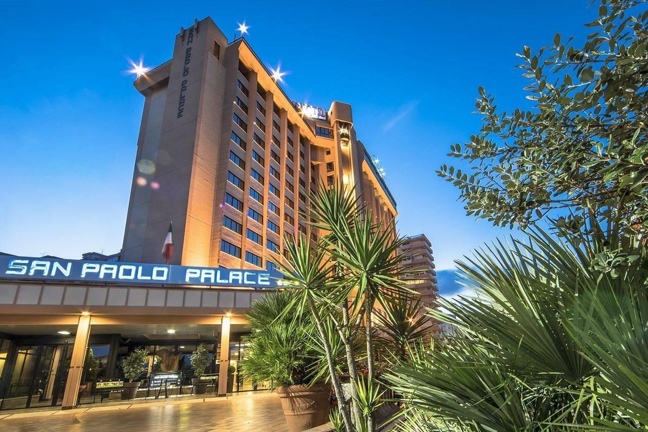 San Paolo Palace Hotel Centro Congressi
