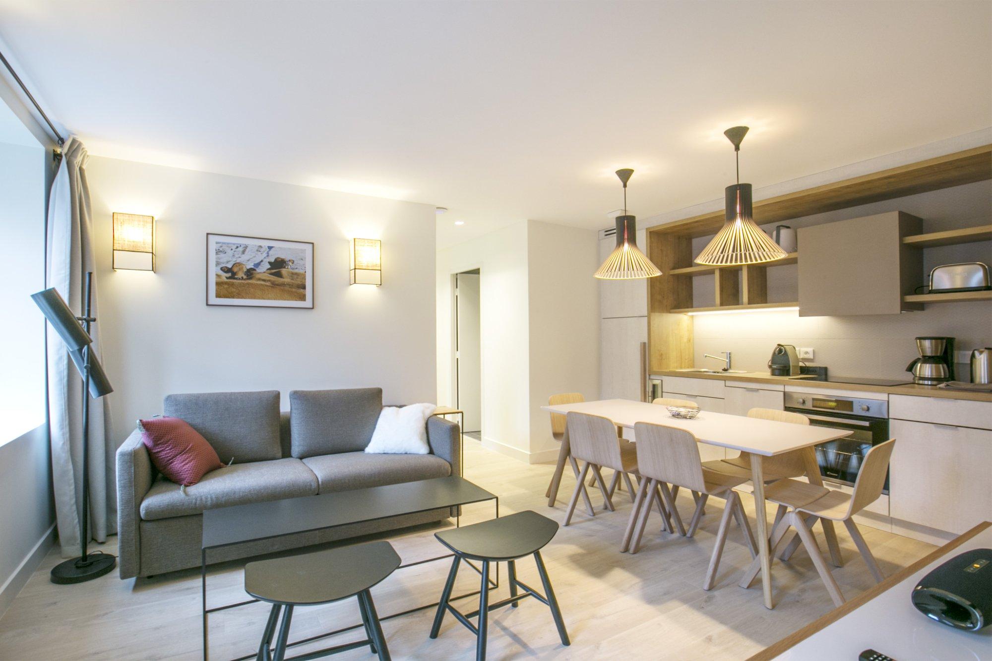 Appart'hotel Le Genepy
