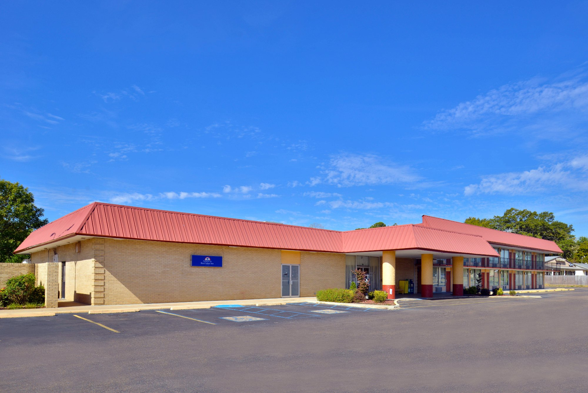 Americas Best Value Inn Pontotoc