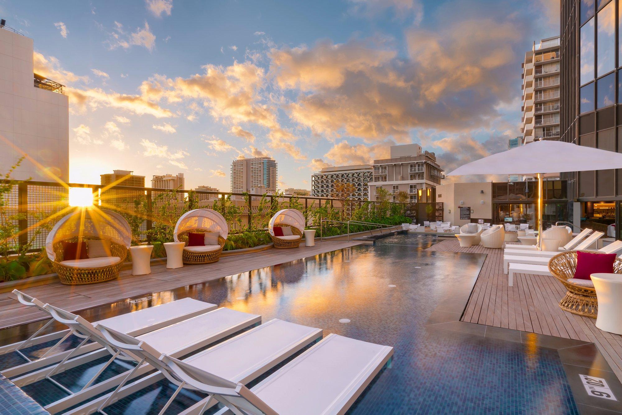 Hyatt Centric Waikiki Beach Updated 2017 Prices Hotel Reviews Honolulu Hi Tripadvisor