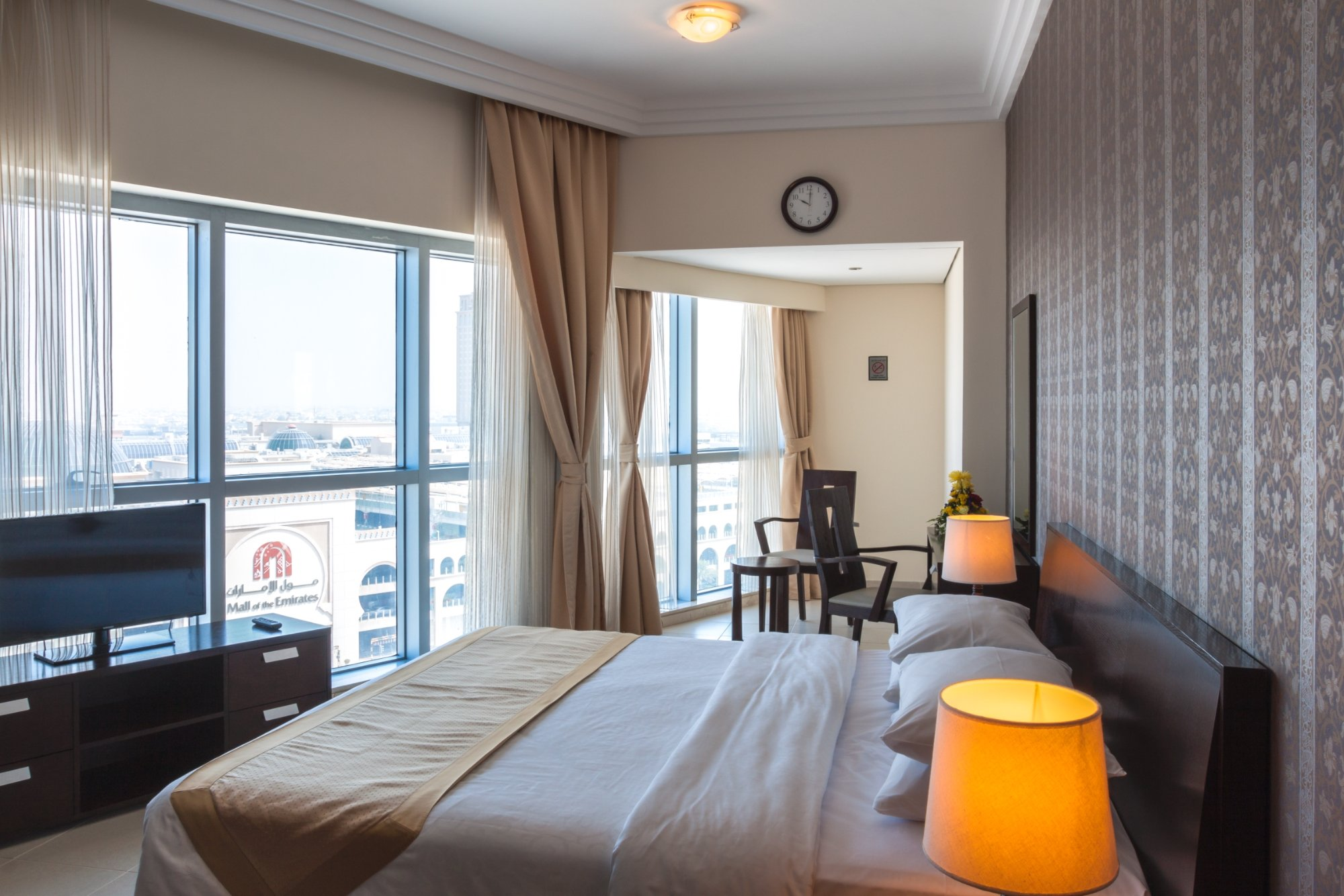 듄스 호텔 아파트먼트 알 바르샤