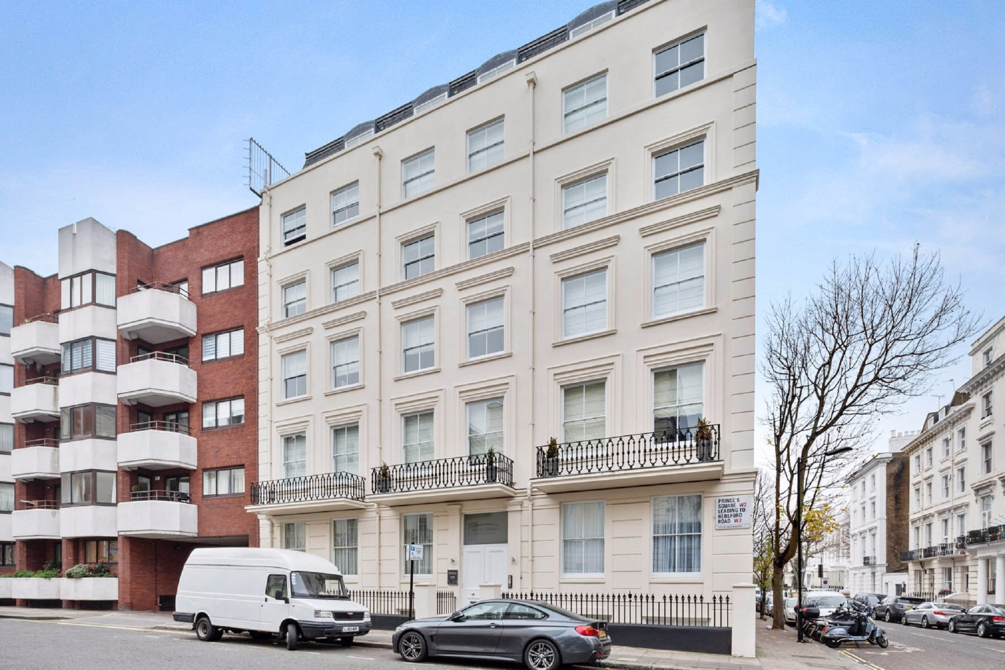 Notting Hill Apartments by Bridgestreet - UPDATED 2017 Prices ...